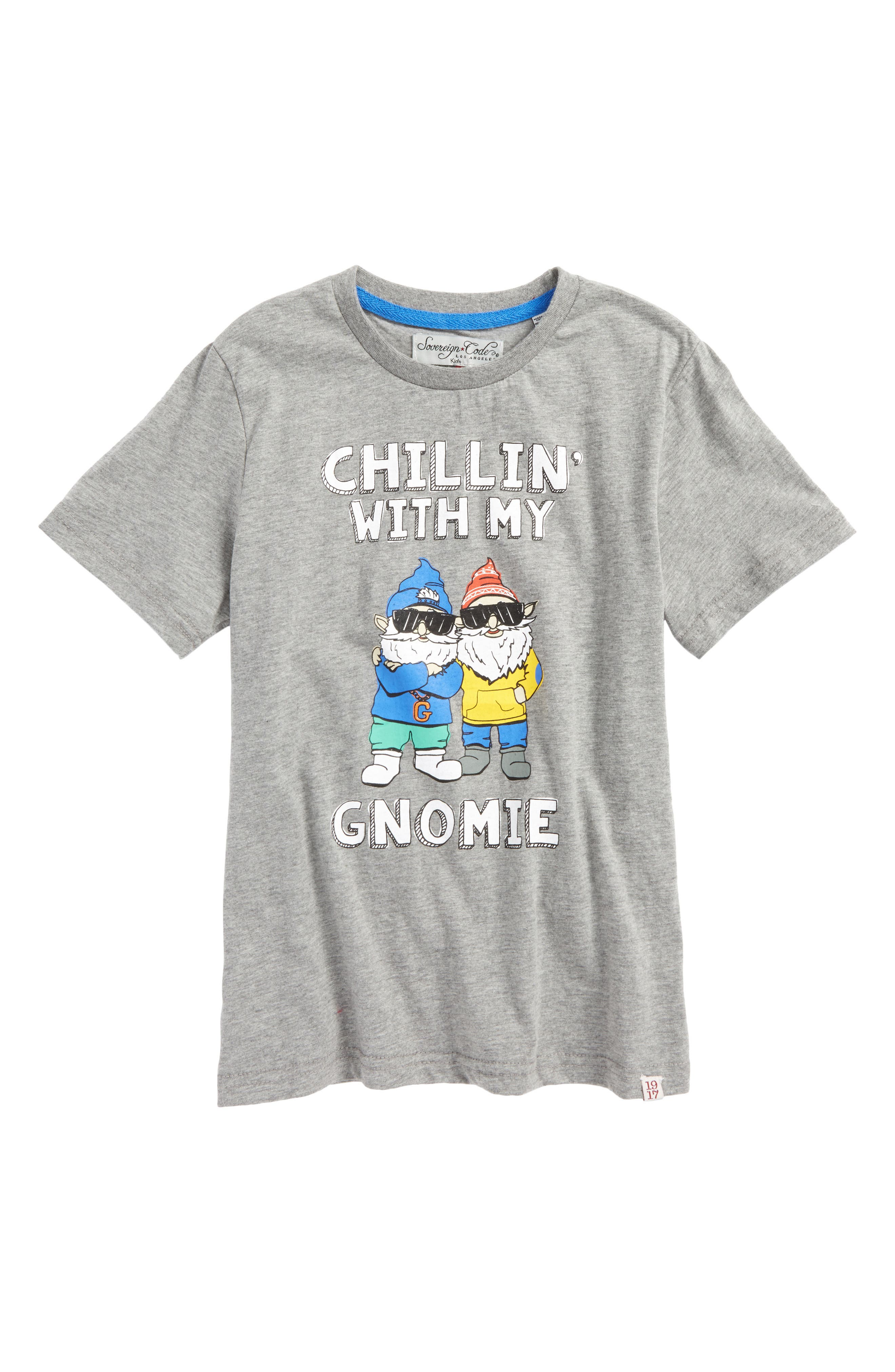Main Image - Sovereign Code Gnomies Graphic T-Shirt (Toddler Boys & Little Boys)