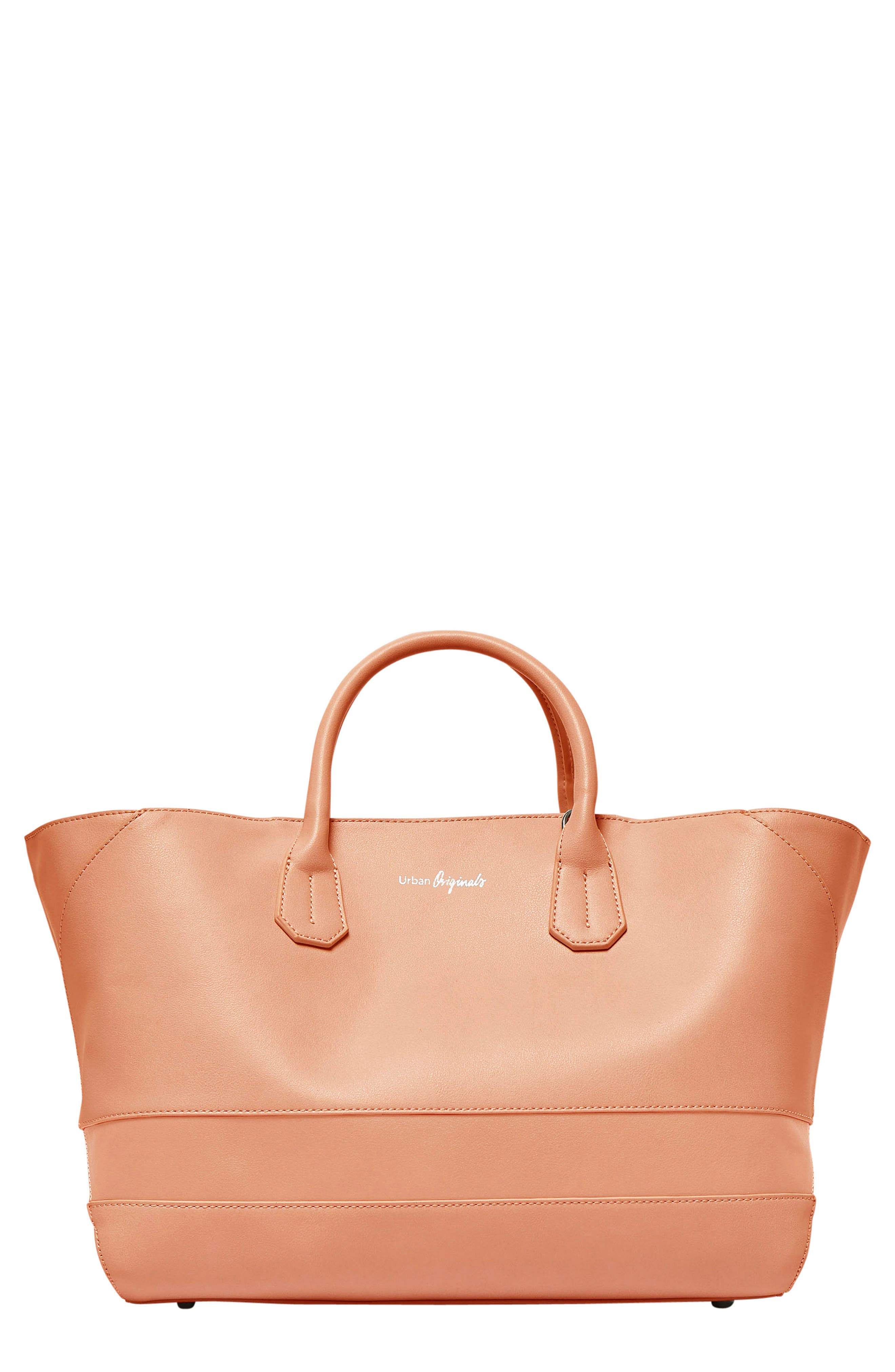 Urban Originals Heartbreaker Vegan Leather Tote