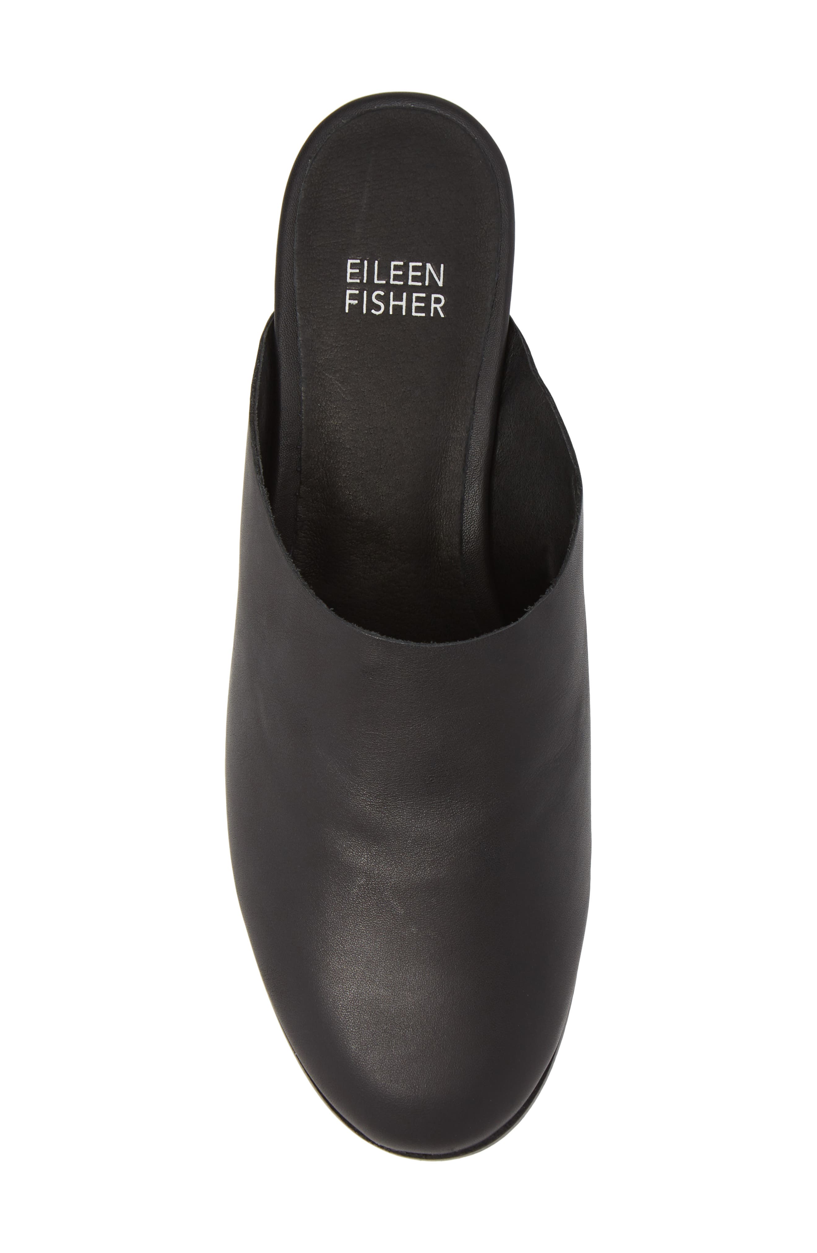 Alternate Image 5  - Eileen Fisher Gwen Mule (Women)