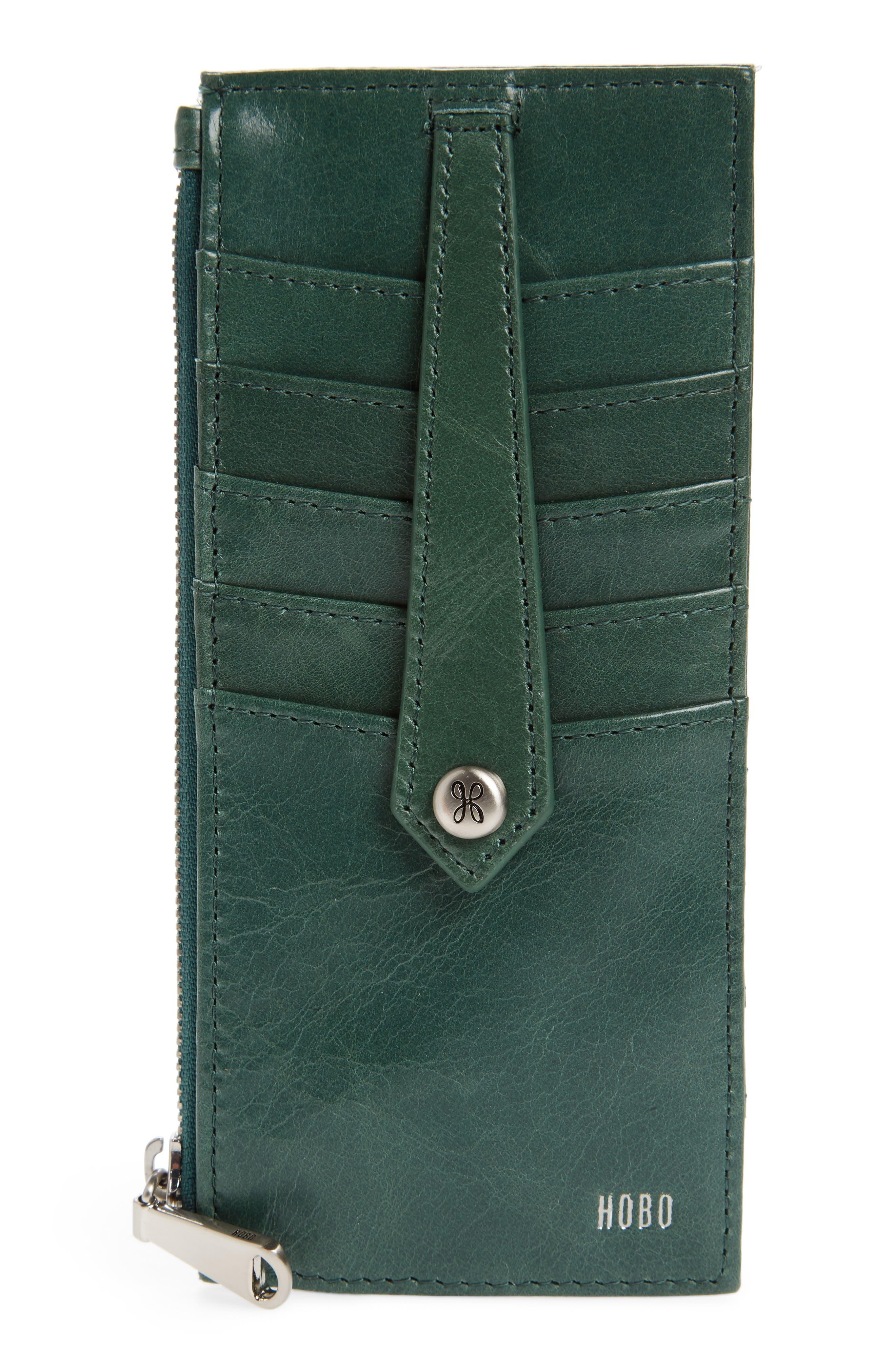 Hobo 'Linn' Leather Card Case