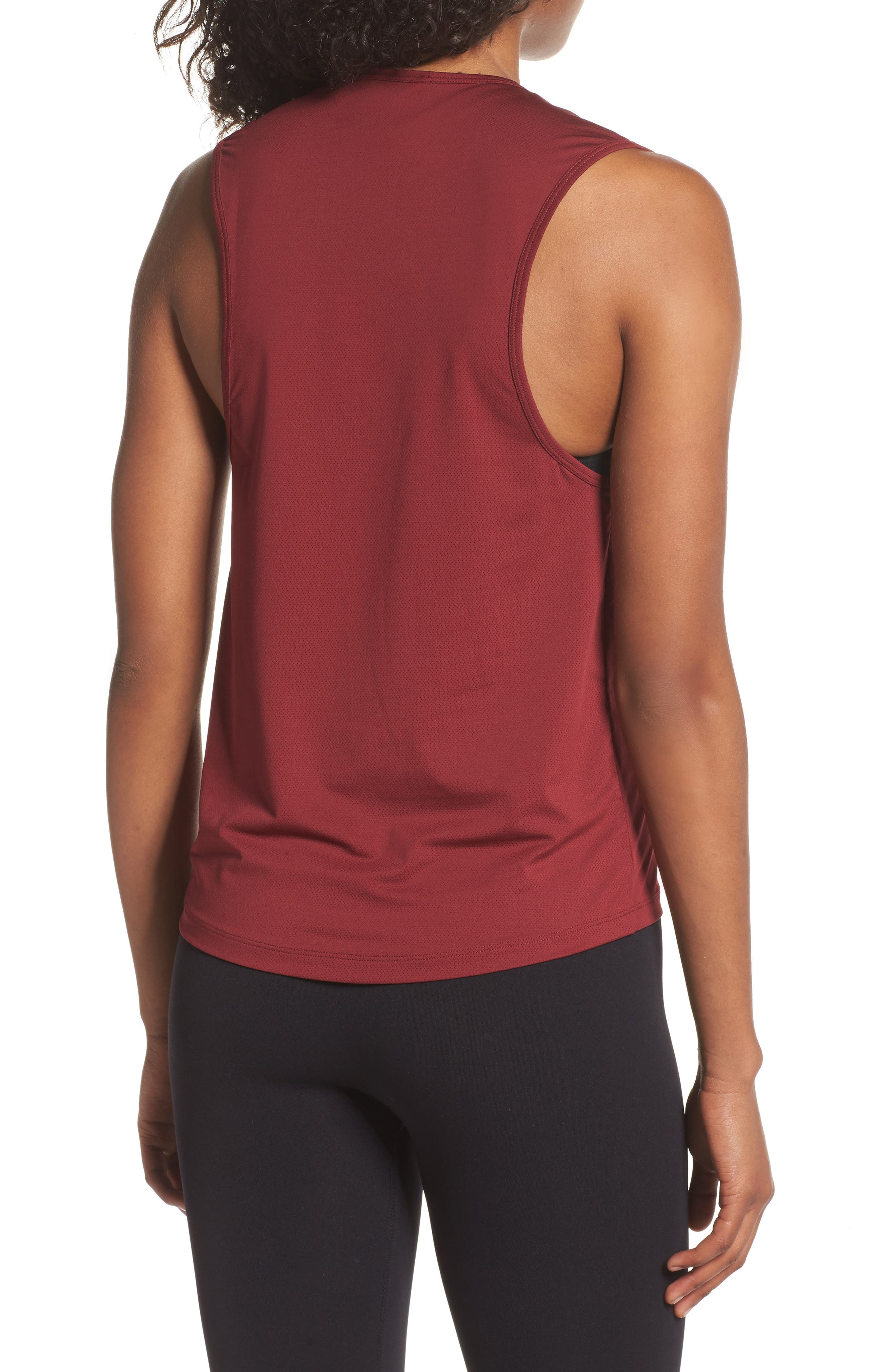Alternate Image 2  - BoomBoom Athletica Muscle Tank