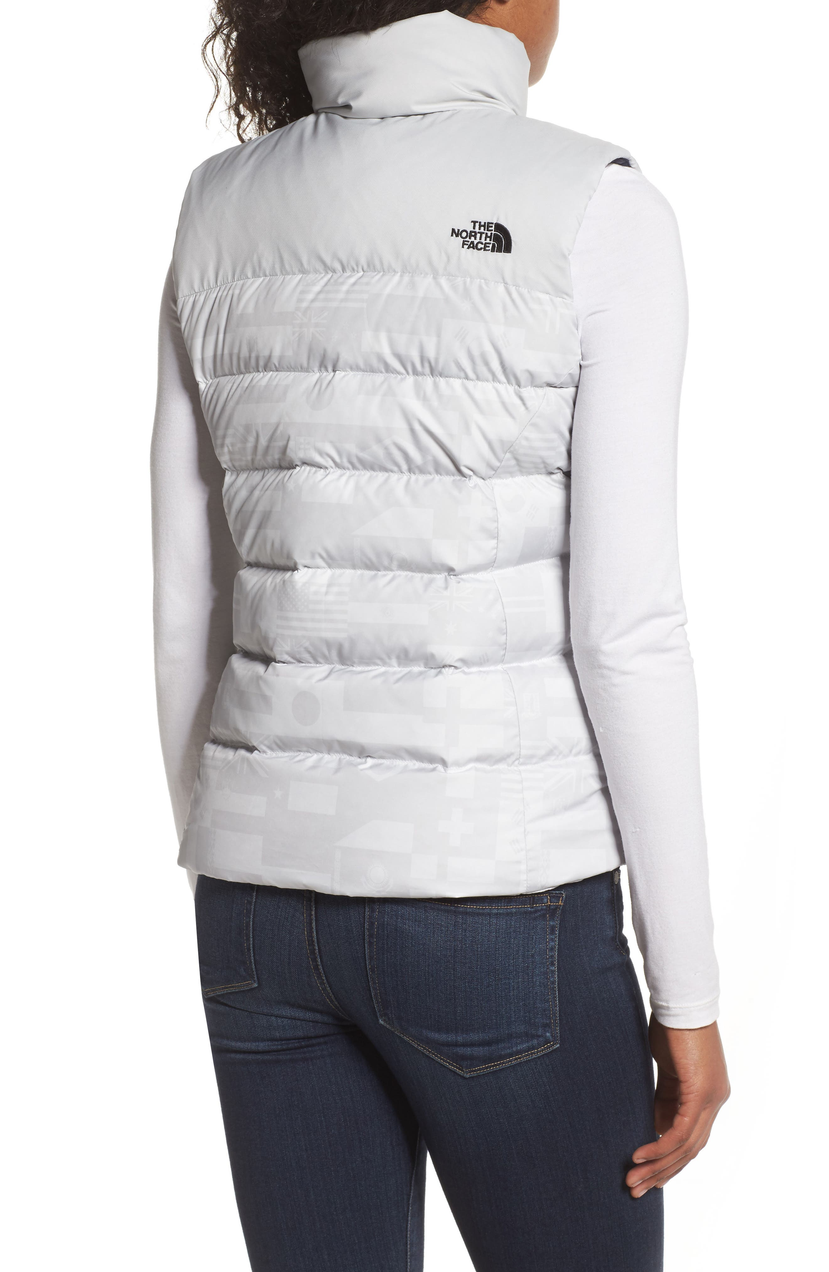 Alternate Image 2  - The North Face International Collection Nuptse 700-Fill Power Down Puffer Vest
