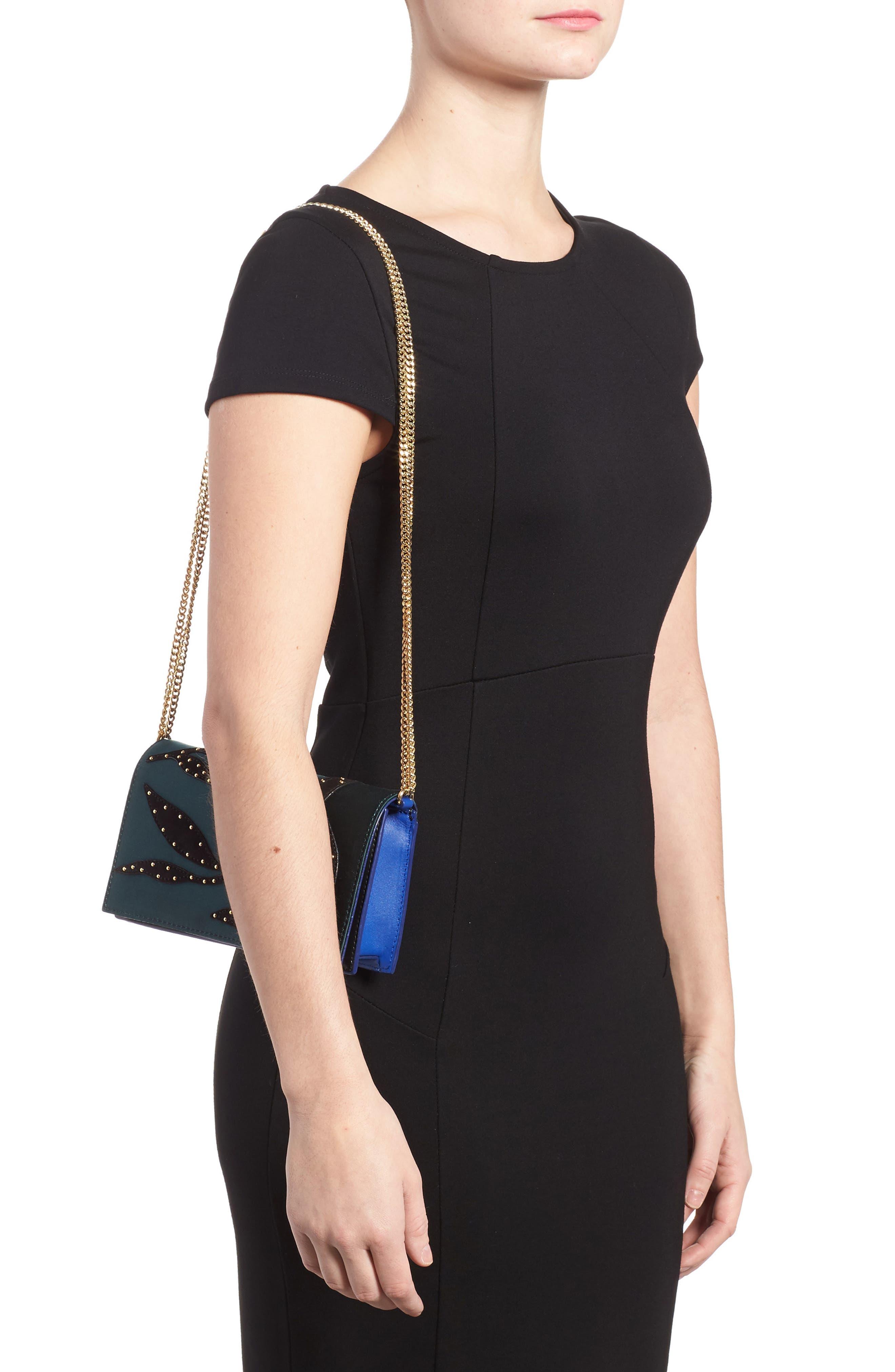 Alternate Image 2  - Diane von Furstenberg Soirée Convertible Crossbody Bag