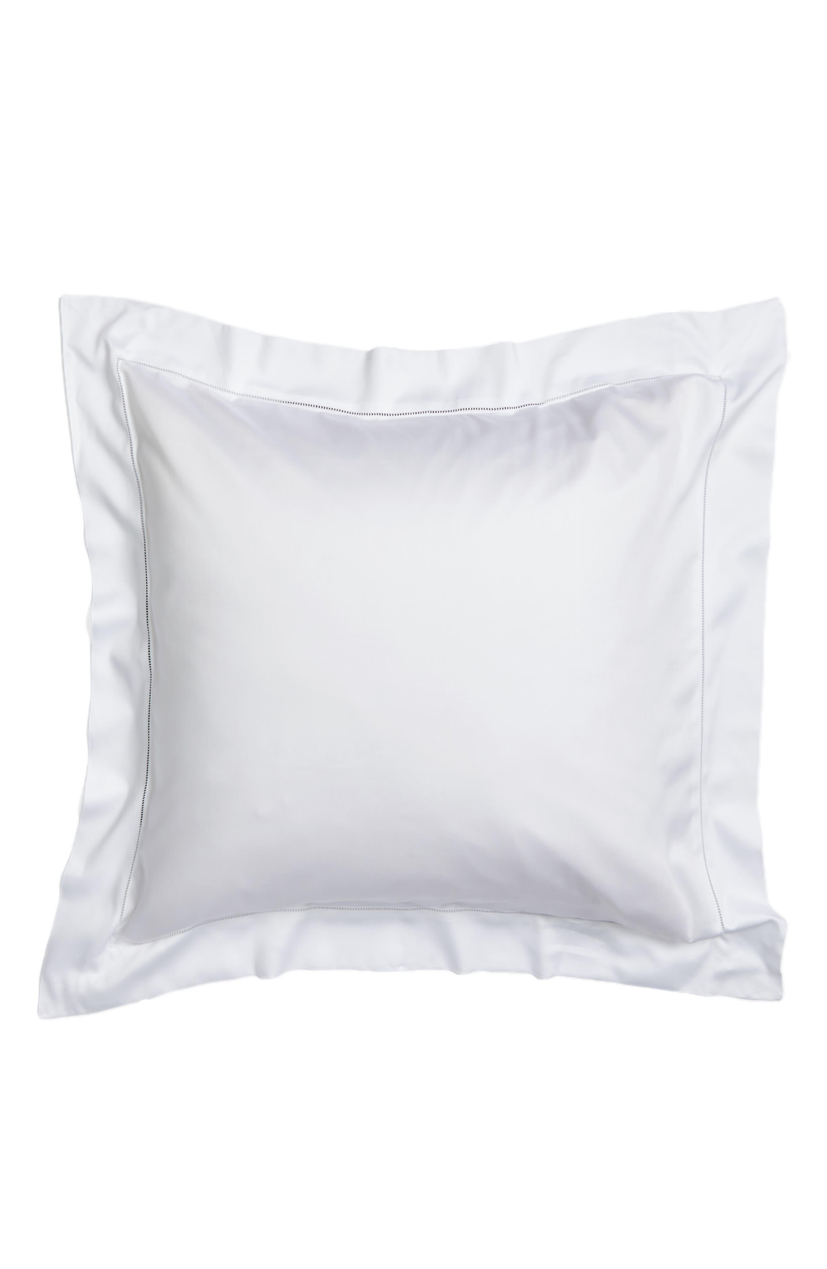 Milos Euro Sham,                         Main,                         color, White