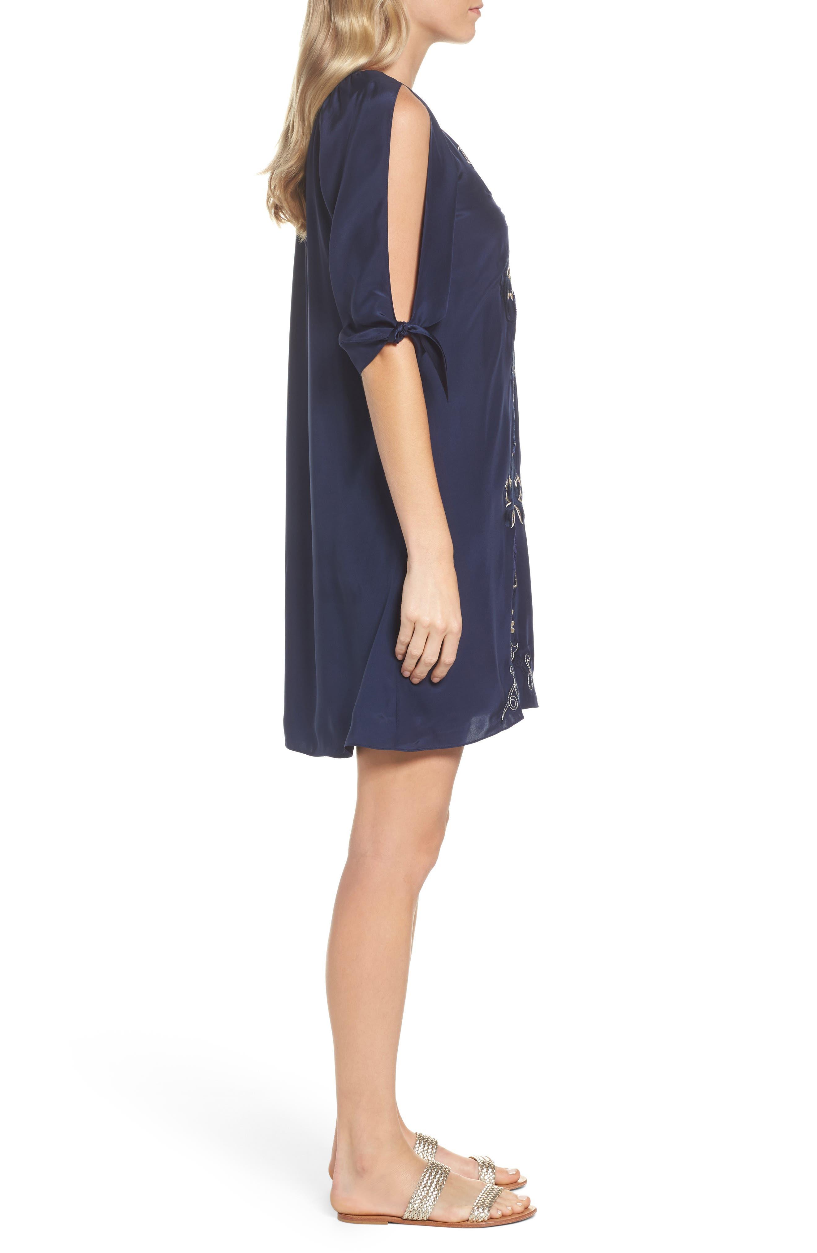 Alternate Image 3  - Lilly Pulitzer® Bryce Silk Shift Dress