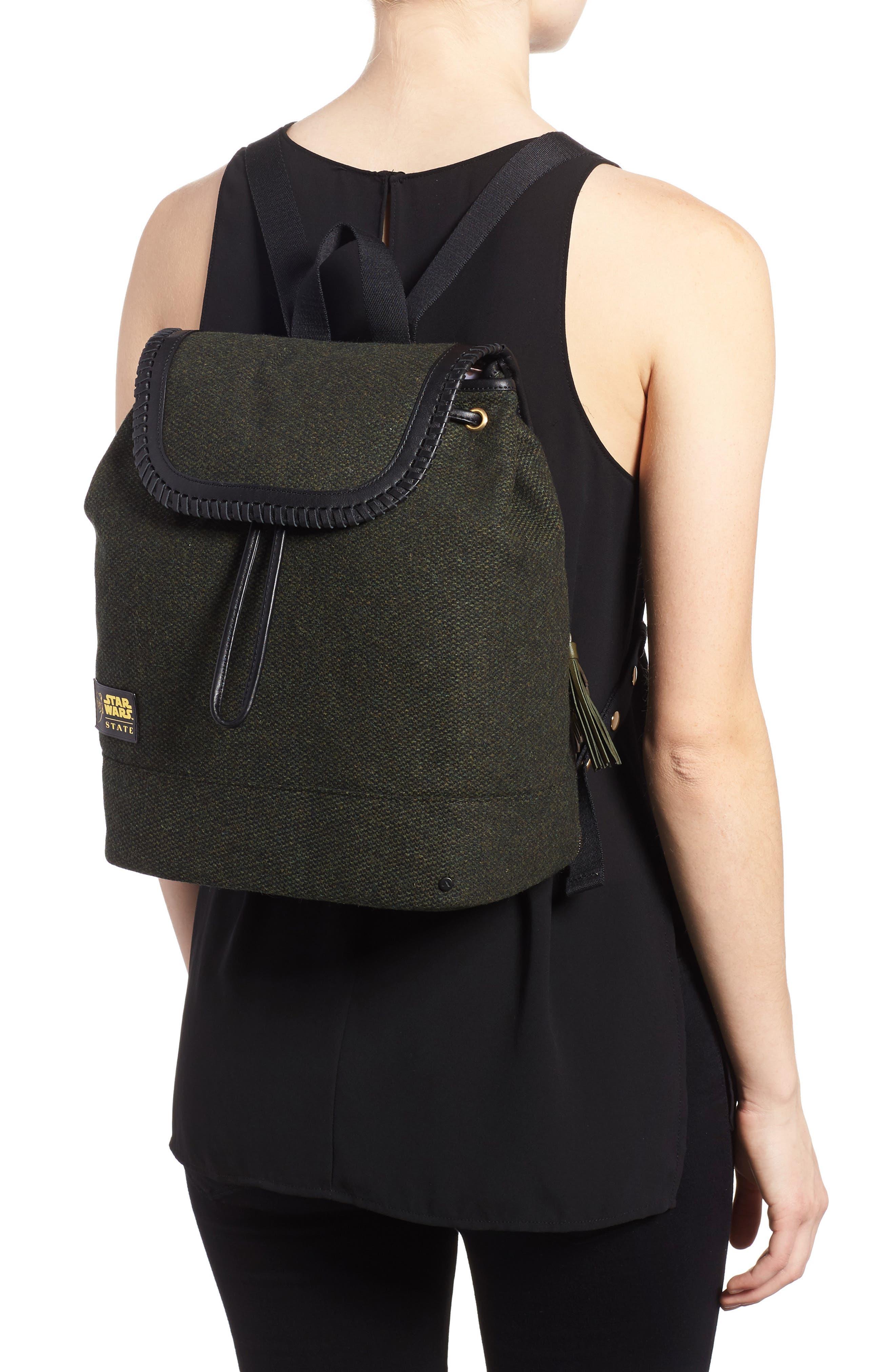 Alternate Image 2  - STATE Bags Star Wars - The Ewoks Hattie Backpack