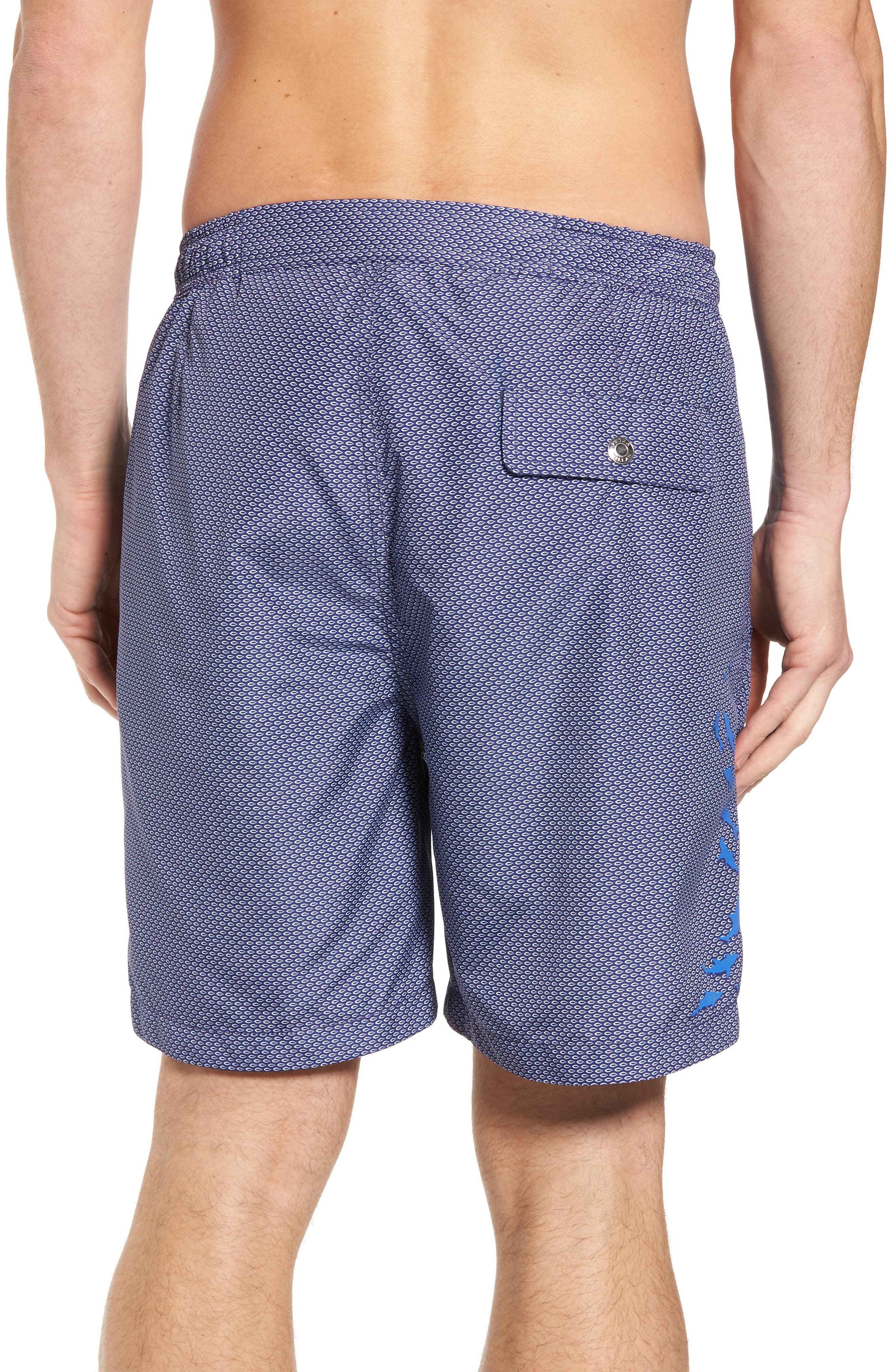 Alternate Image 2  - Peter Millar Collection Bigger Boat Swim Trunks