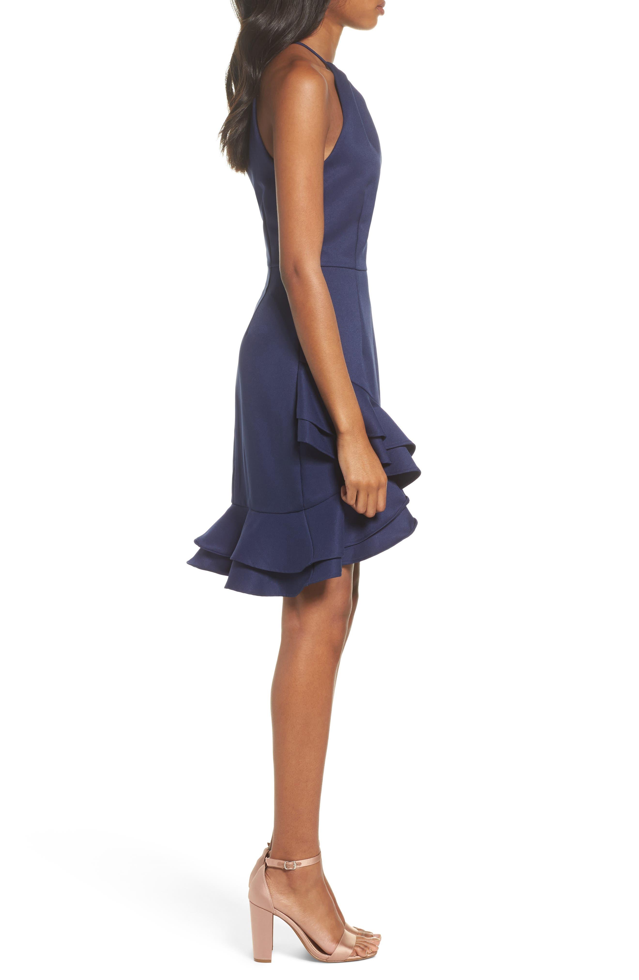 Alternate Image 3  - Cooper St Dove Drift Ruffle Dress
