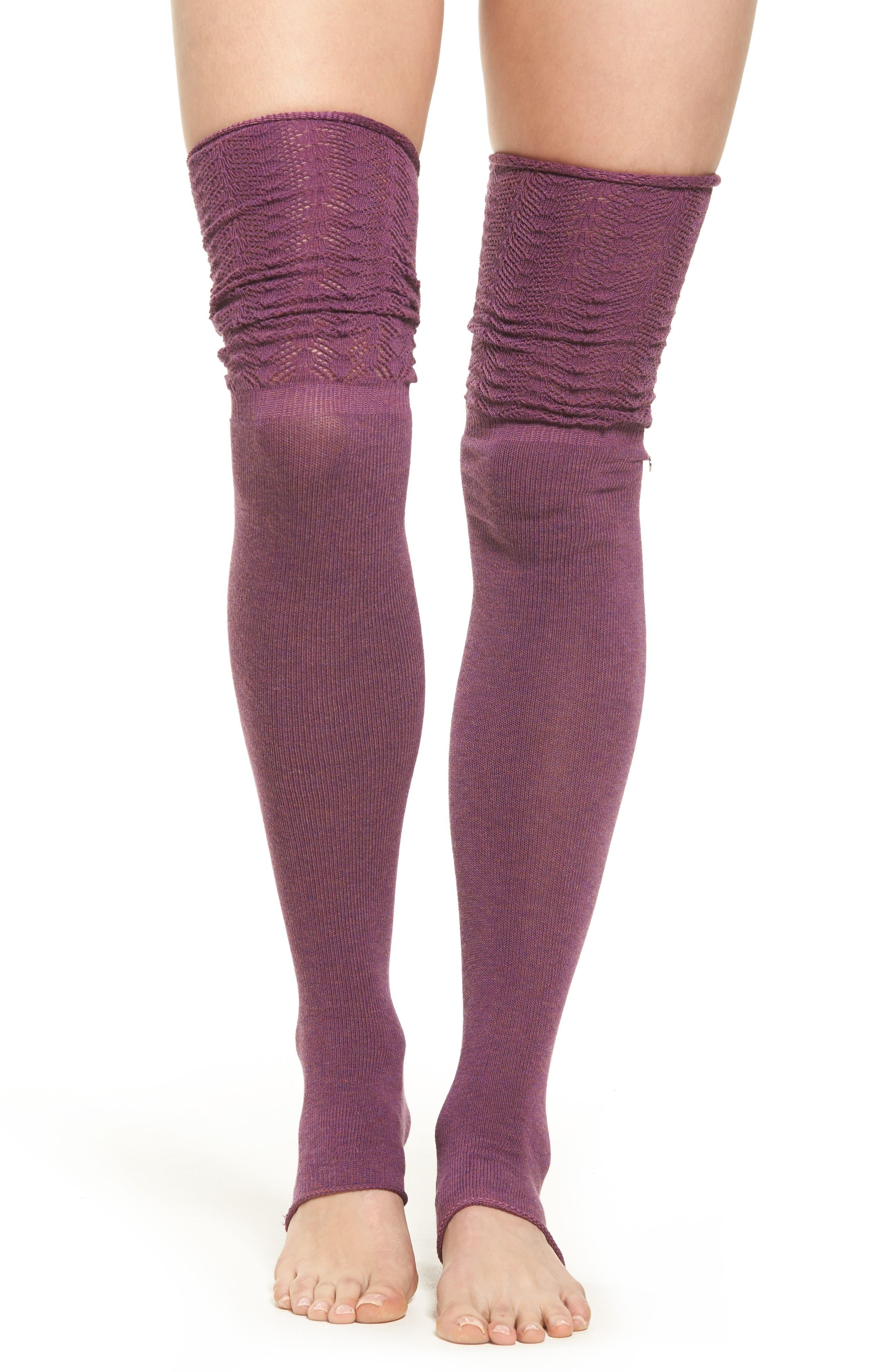 Alternate Image 1 Selected - ToeSox Sasha Leg Warmers