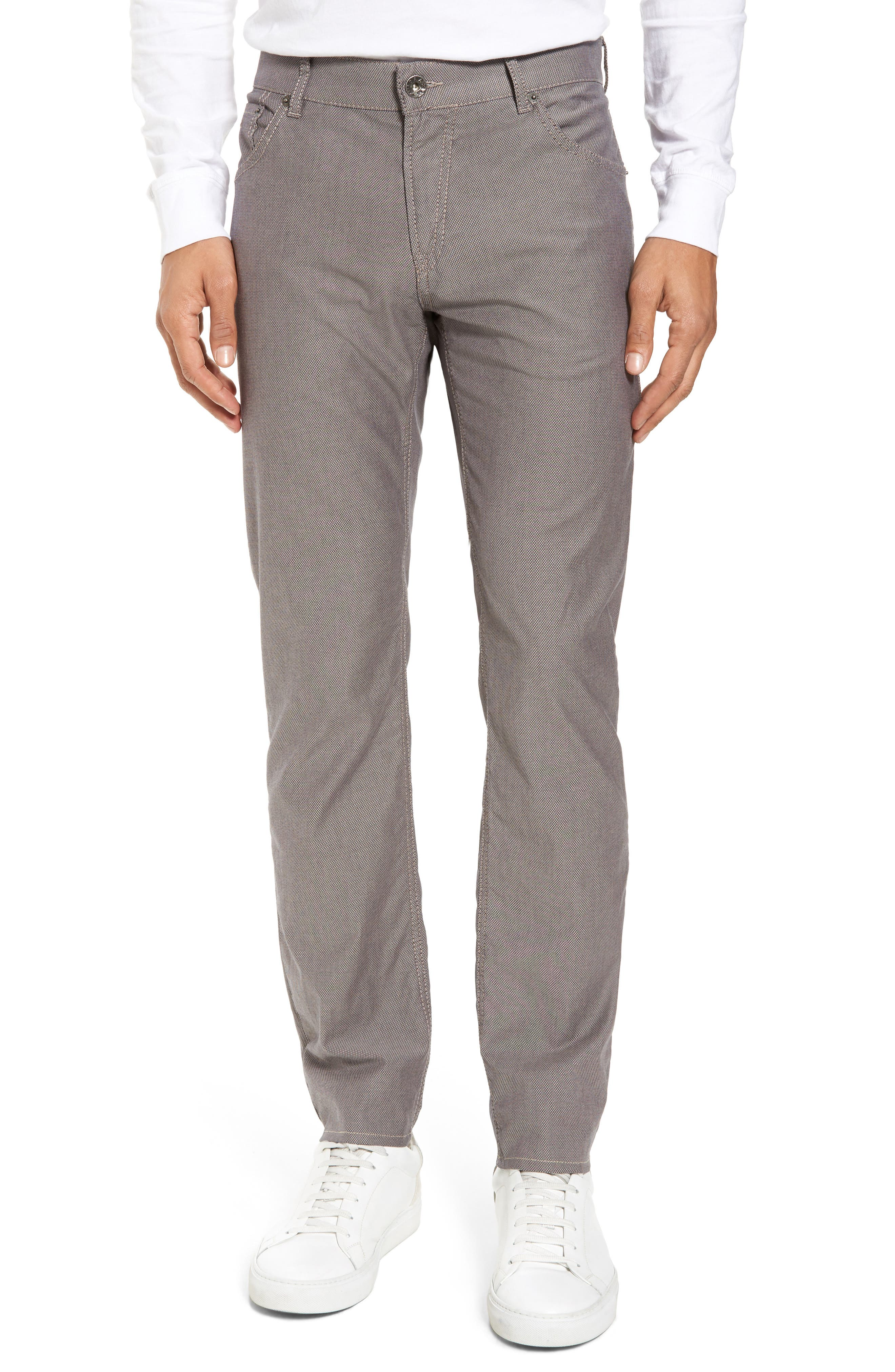 Chuck Stretch Cotton Pants,                             Main thumbnail 1, color,                             Beige