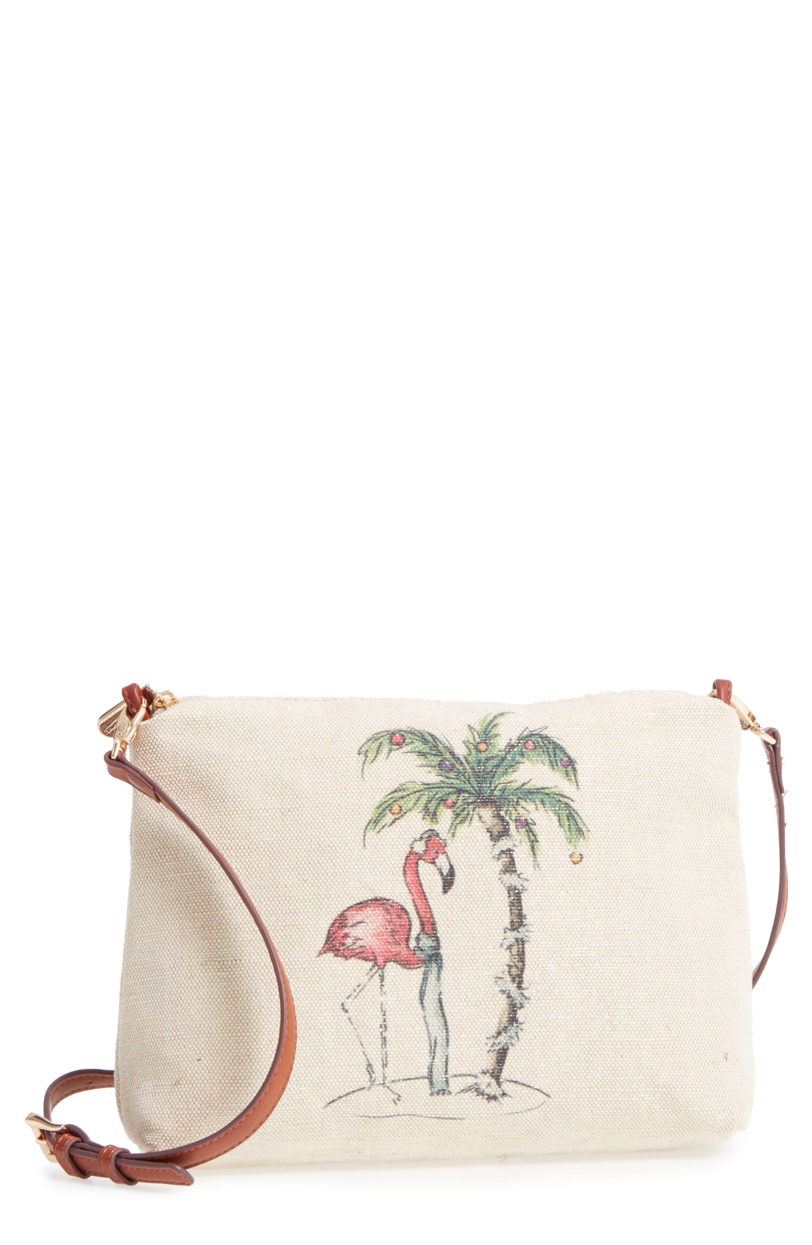 Tommy Bahama La Plancha Convertible Crossbody Bag