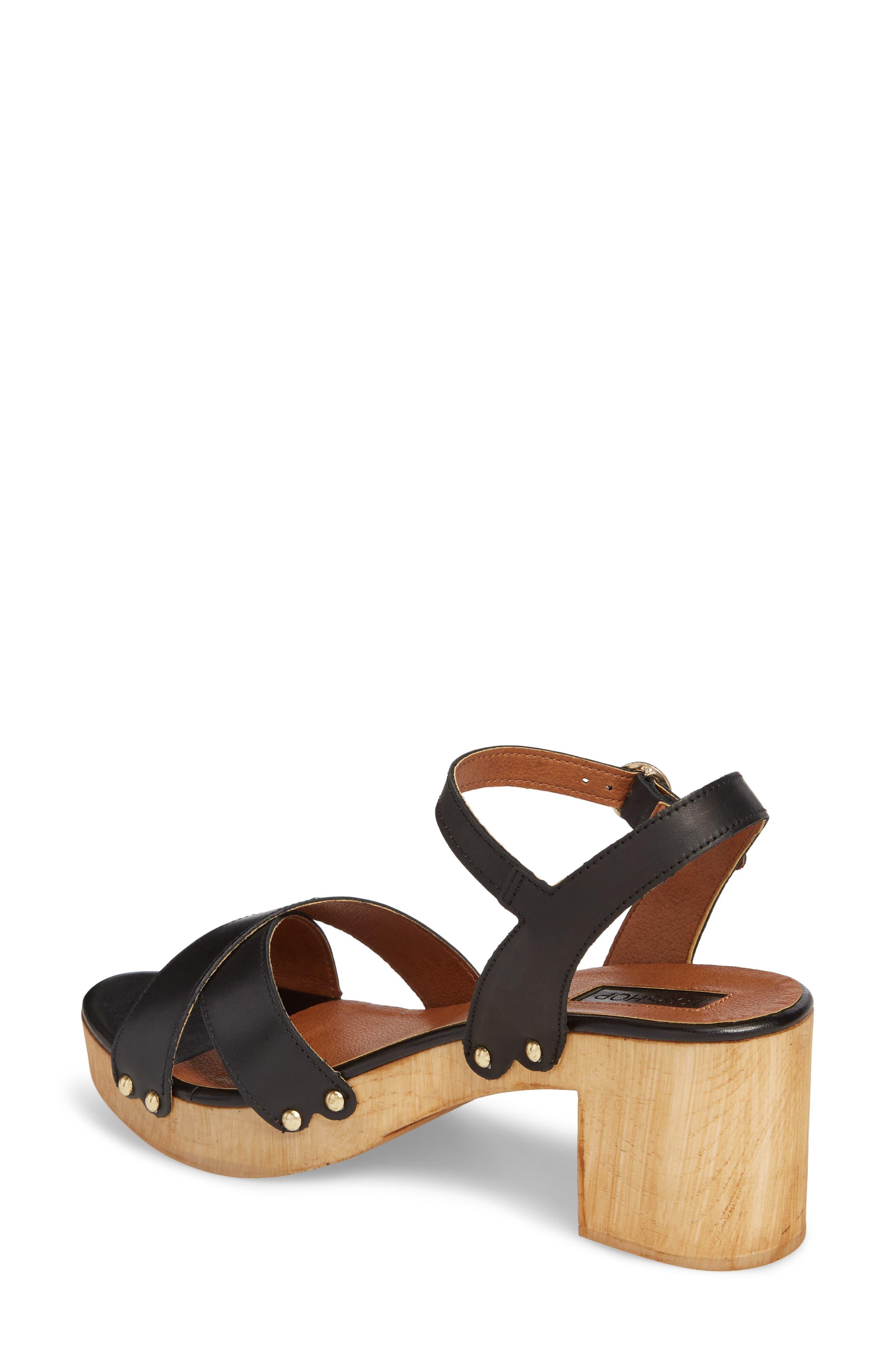 Alternate Image 2  - Topshop Valerie Platform Sandal (Women)