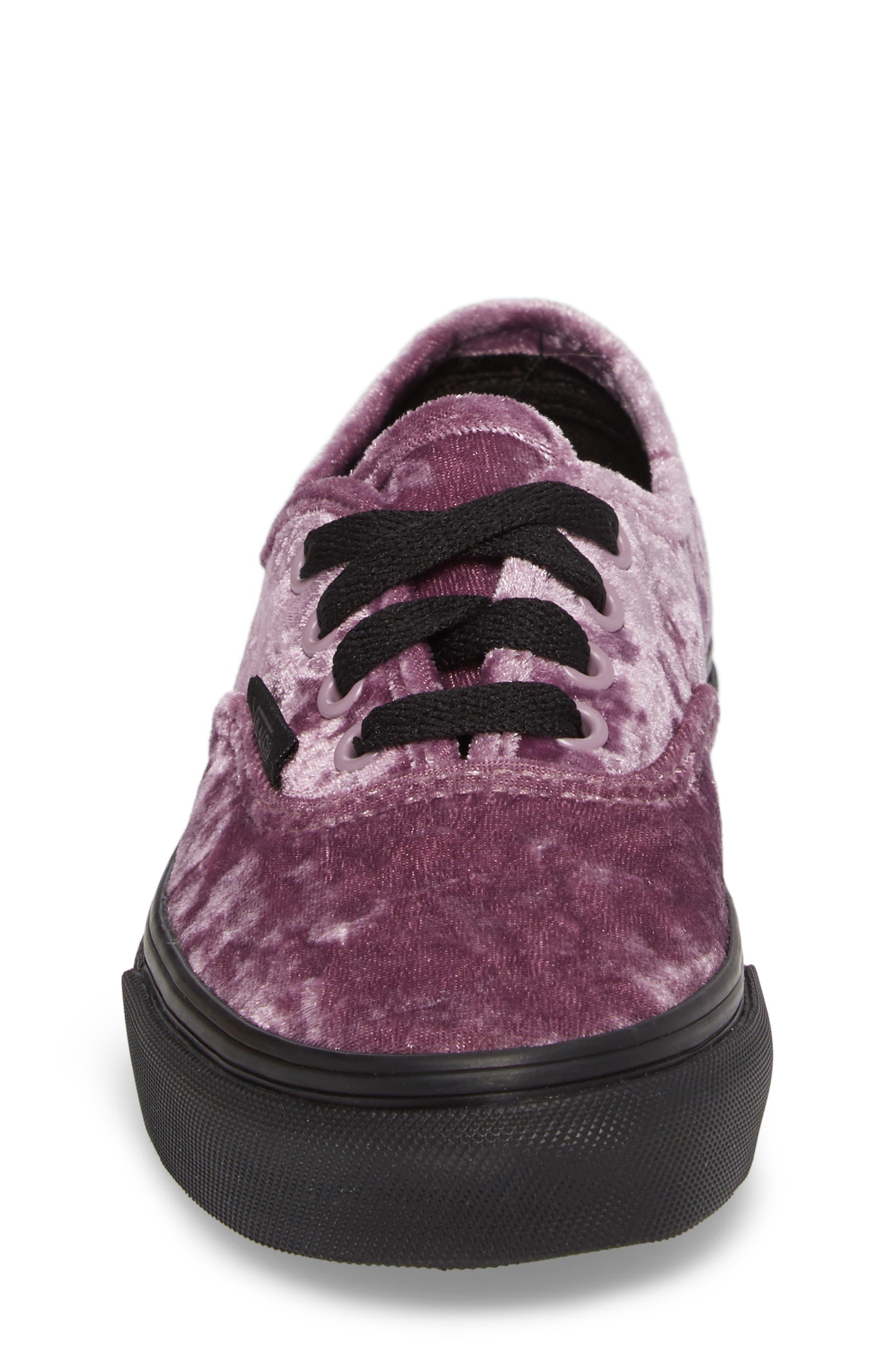 Alternate Image 4  - Vans Authentic Sneaker (Baby, Walker, Toddler, Little Kid & Big Kid)