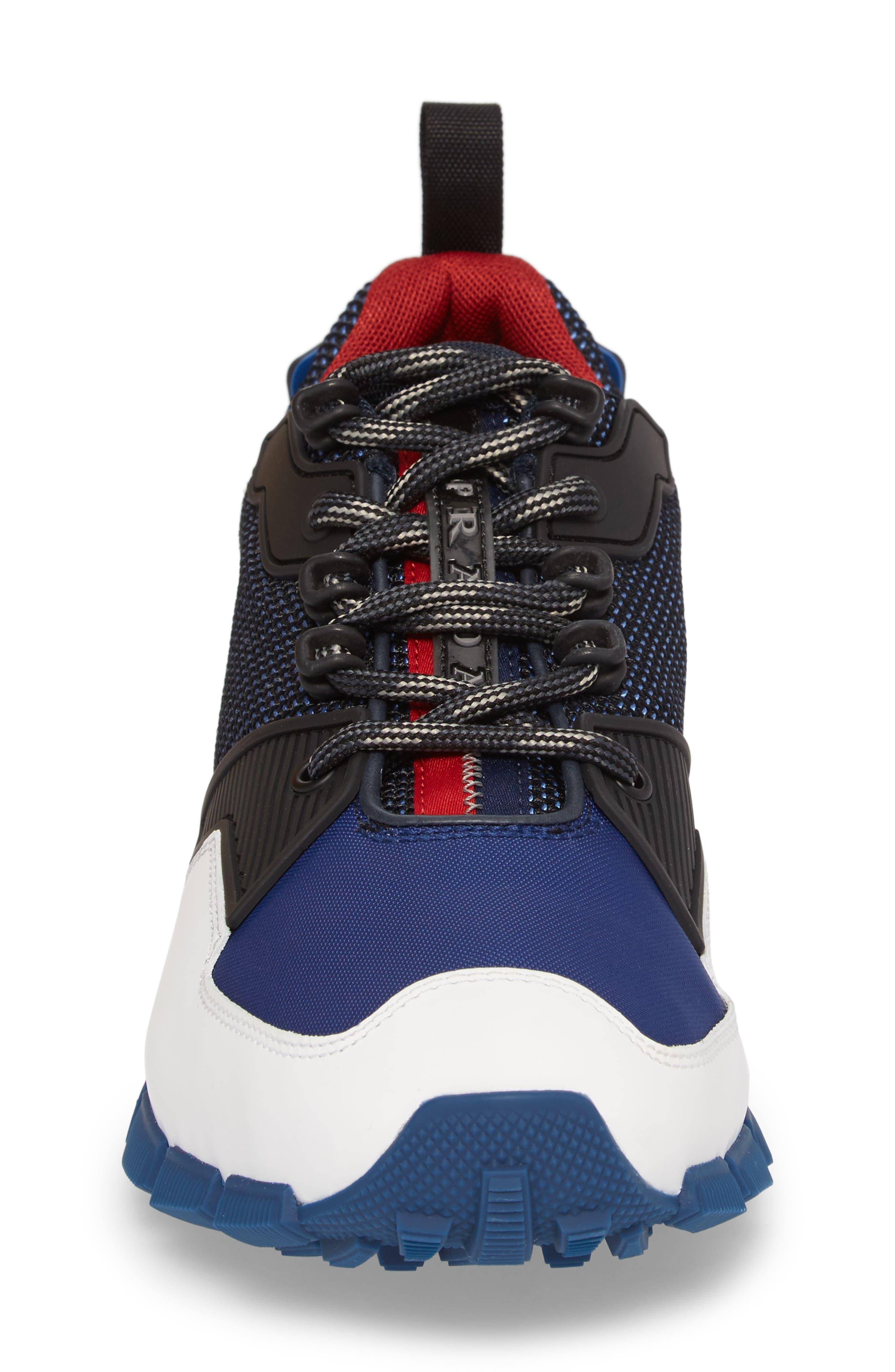 Alternate Image 4  - Prada Linea Rossa Tech Lug Sneaker (Men)