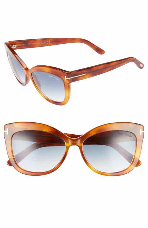 ccb48720641 Tom Ford Alistair 56mm Gradient Sunglasses