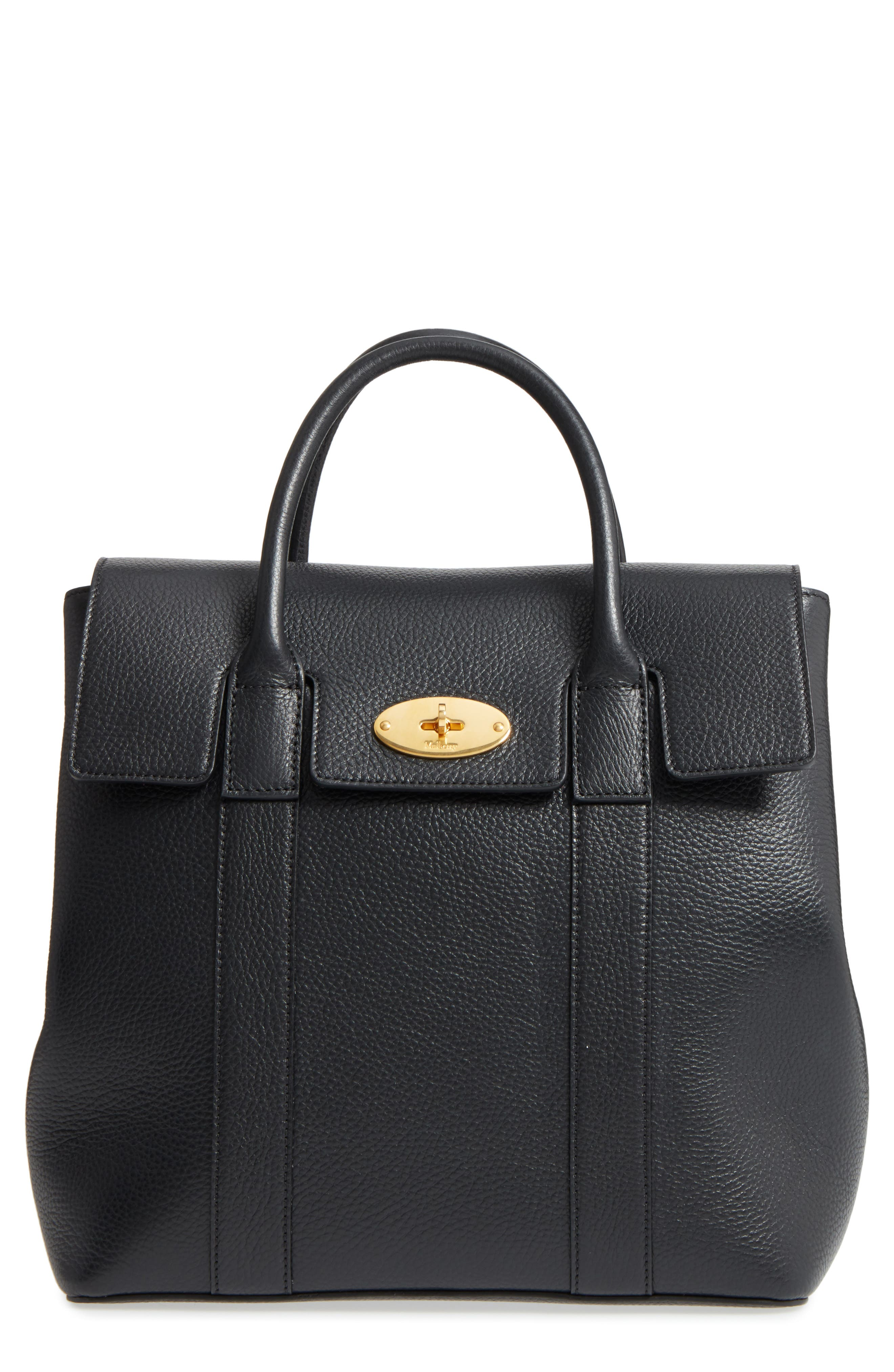 Alternate Image 1 Selected - Mulberry Large Bayswater Classic Backpack