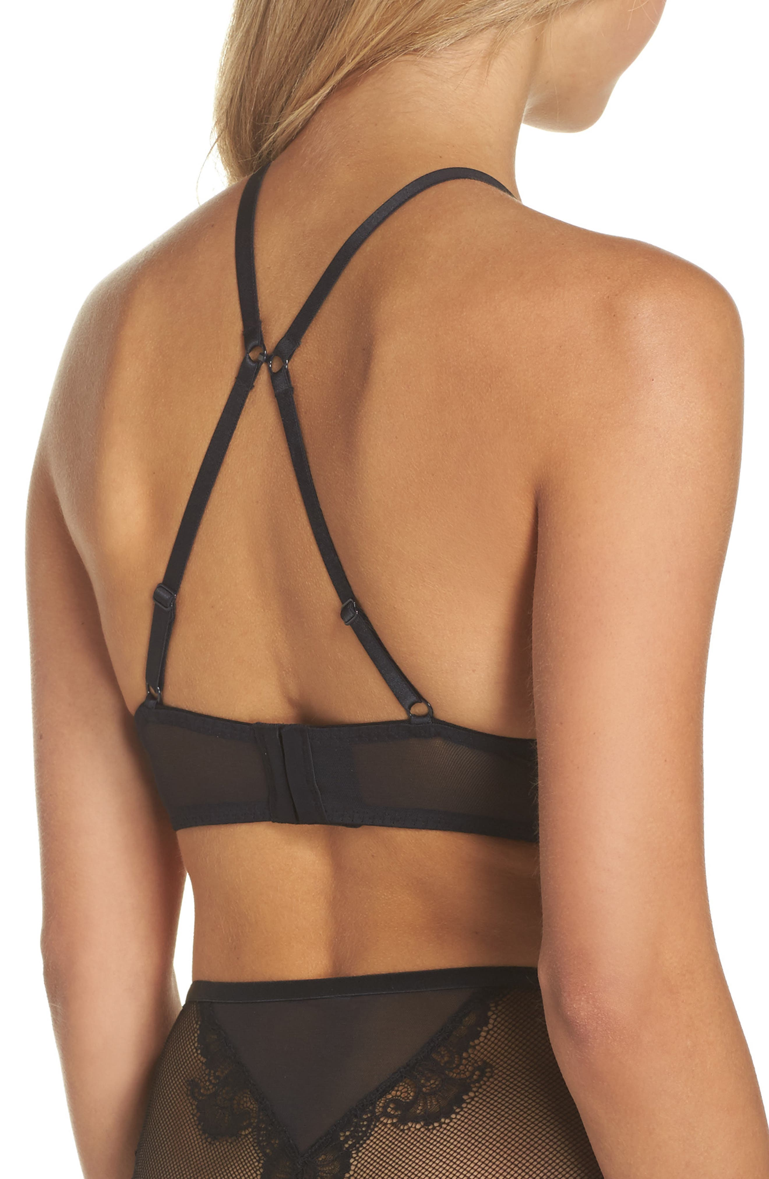 Alternate Image 7  - Free People Intimately FP Jasmine High Waist Briefs