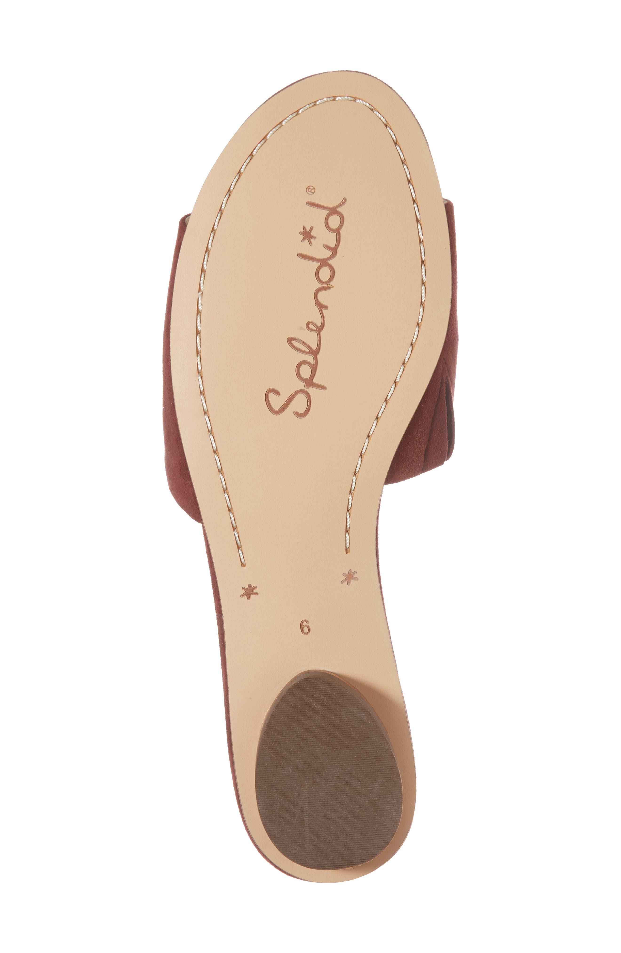 Alternate Image 6  - Splendid Betsy Slide Sandal (Women)
