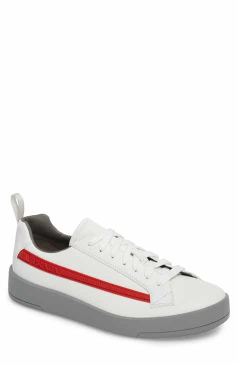 9c91251b427f6b Prada Linea Rossa Sneaker (Men)