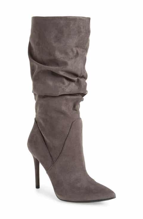 Jessica Simpson Lyndy Slouch Boot Women