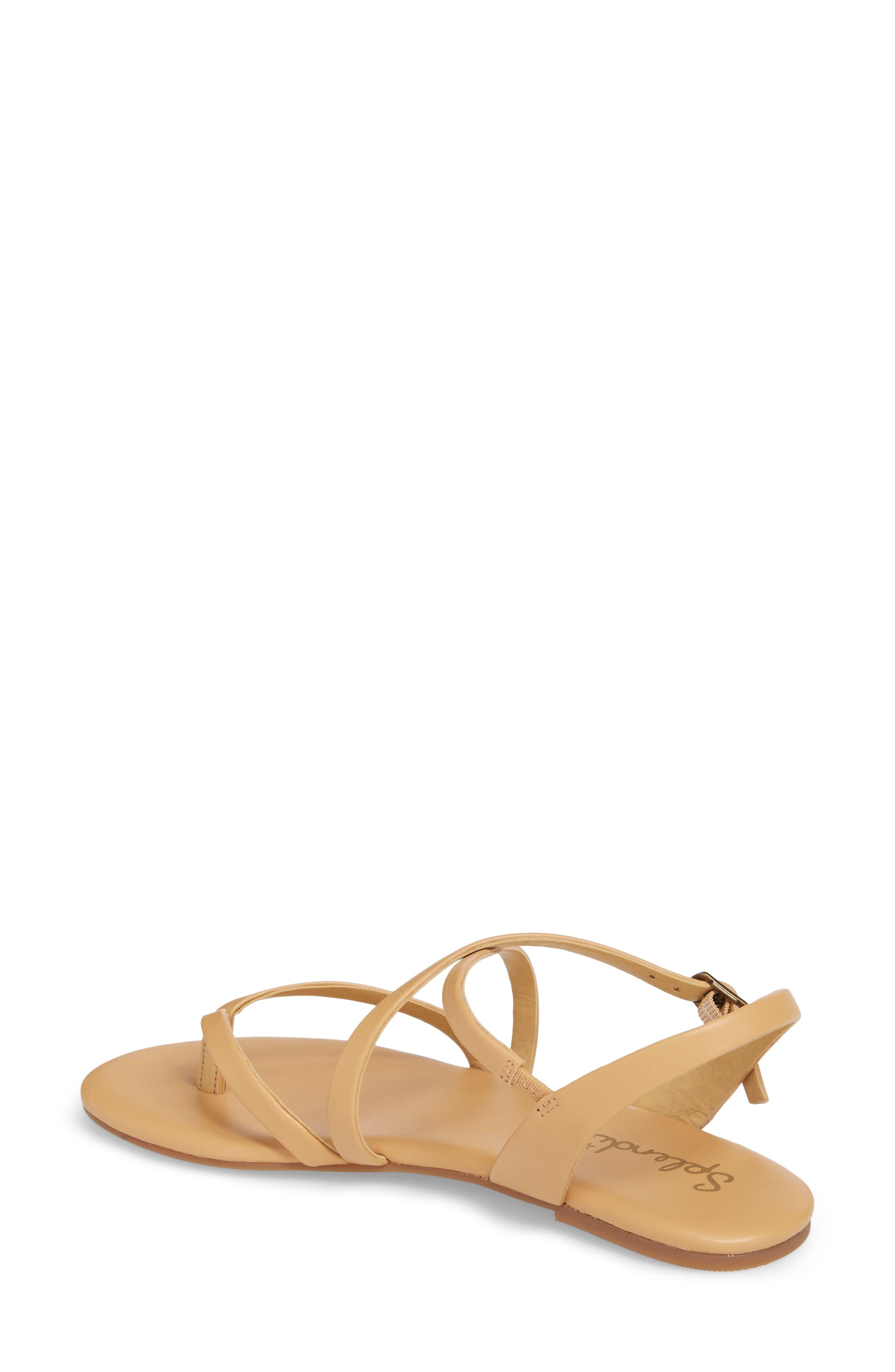 Alternate Image 2  - Splendid Brett Strappy Flat Sandal (Women)