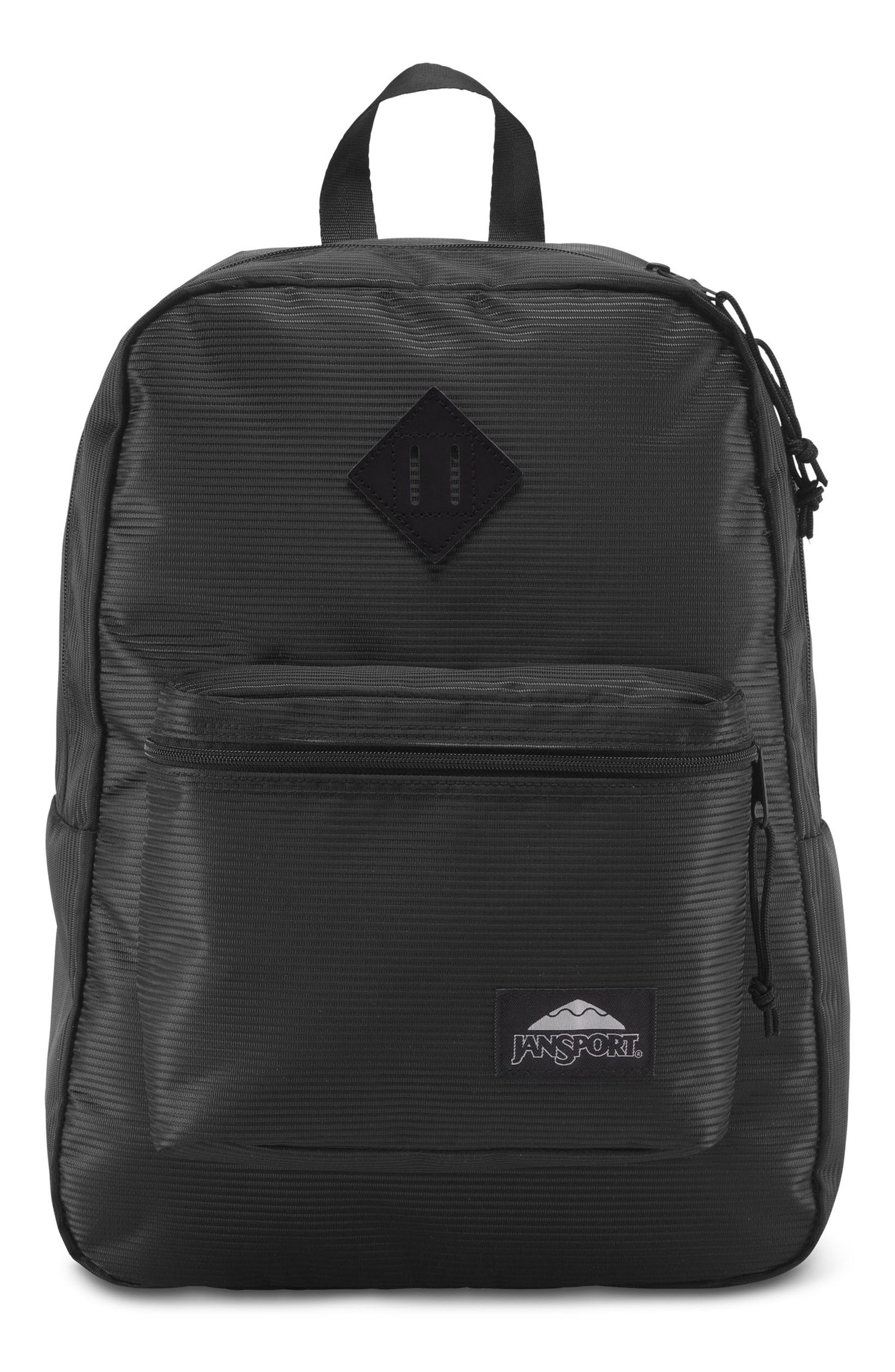 Super FX DL Backpack,                         Main,                         color, Black Line