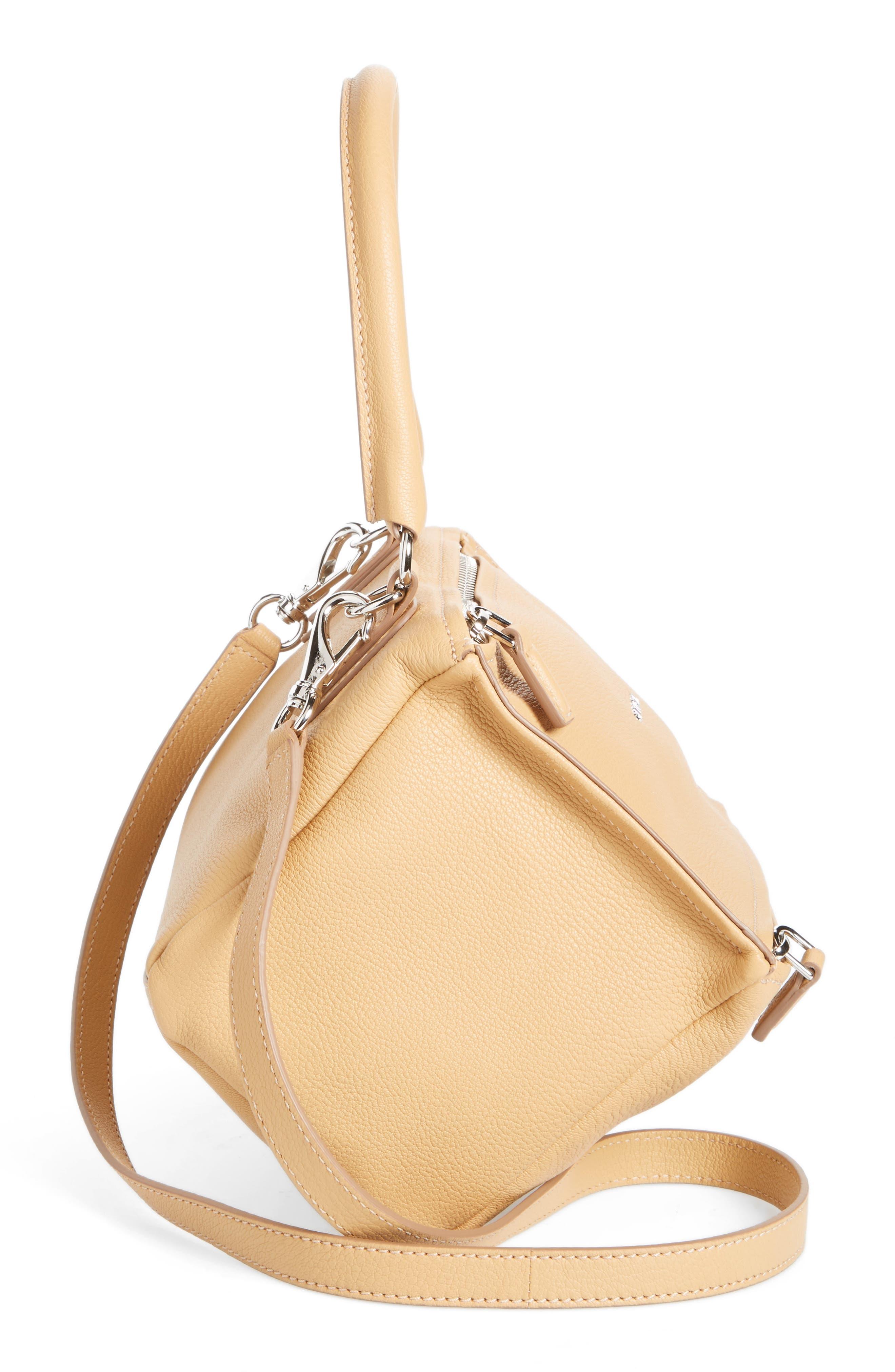 Alternate Image 5  - Givenchy 'Small Pandora' Leather Satchel