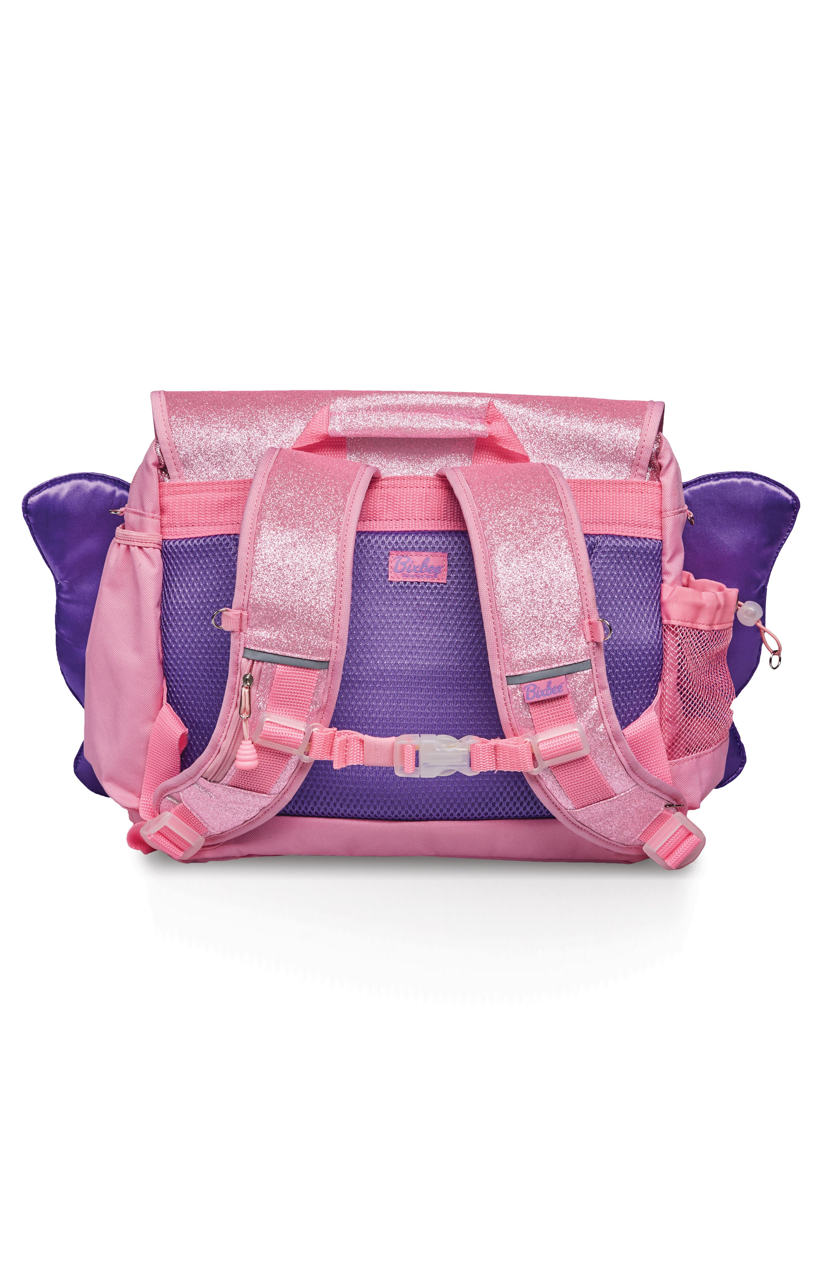 Sparkalicious Butterflyer Backpack,                             Alternate thumbnail 2, color,                             Pink
