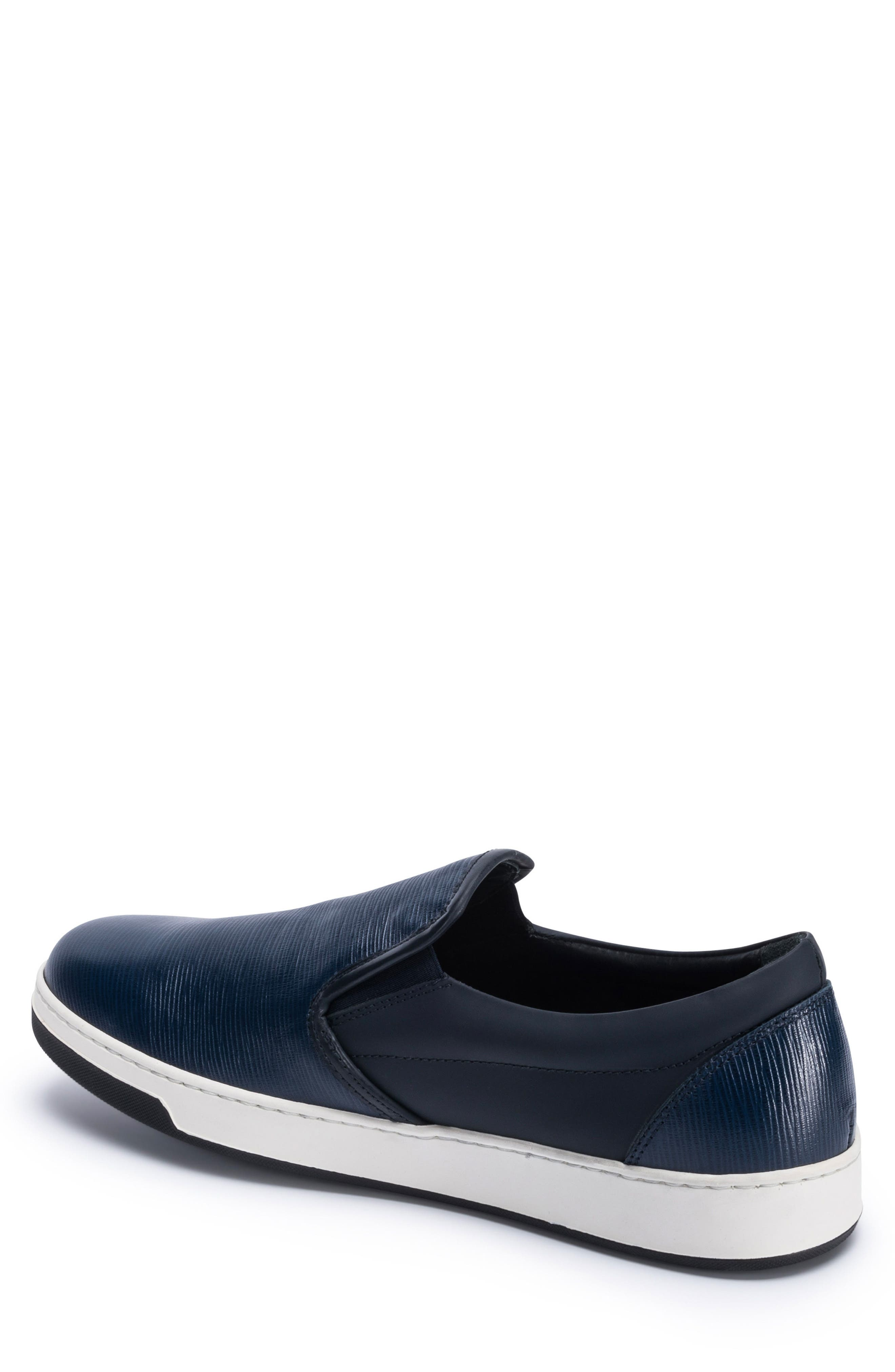 Santorini Slip-On Sneaker,                             Alternate thumbnail 2, color,                             Blue