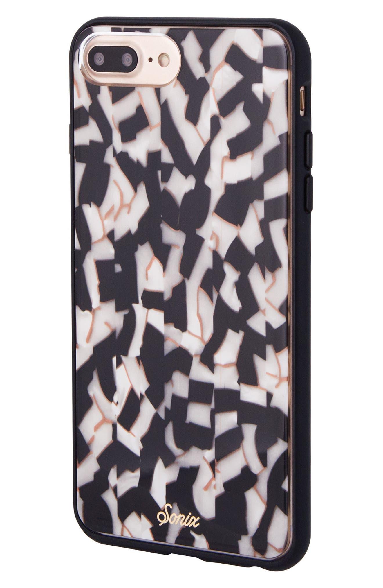 Alternate Image 3  - Sonix Pearlescent Black iPhone 6/6s/7/8 & 6/6s/7/8 Plus Case