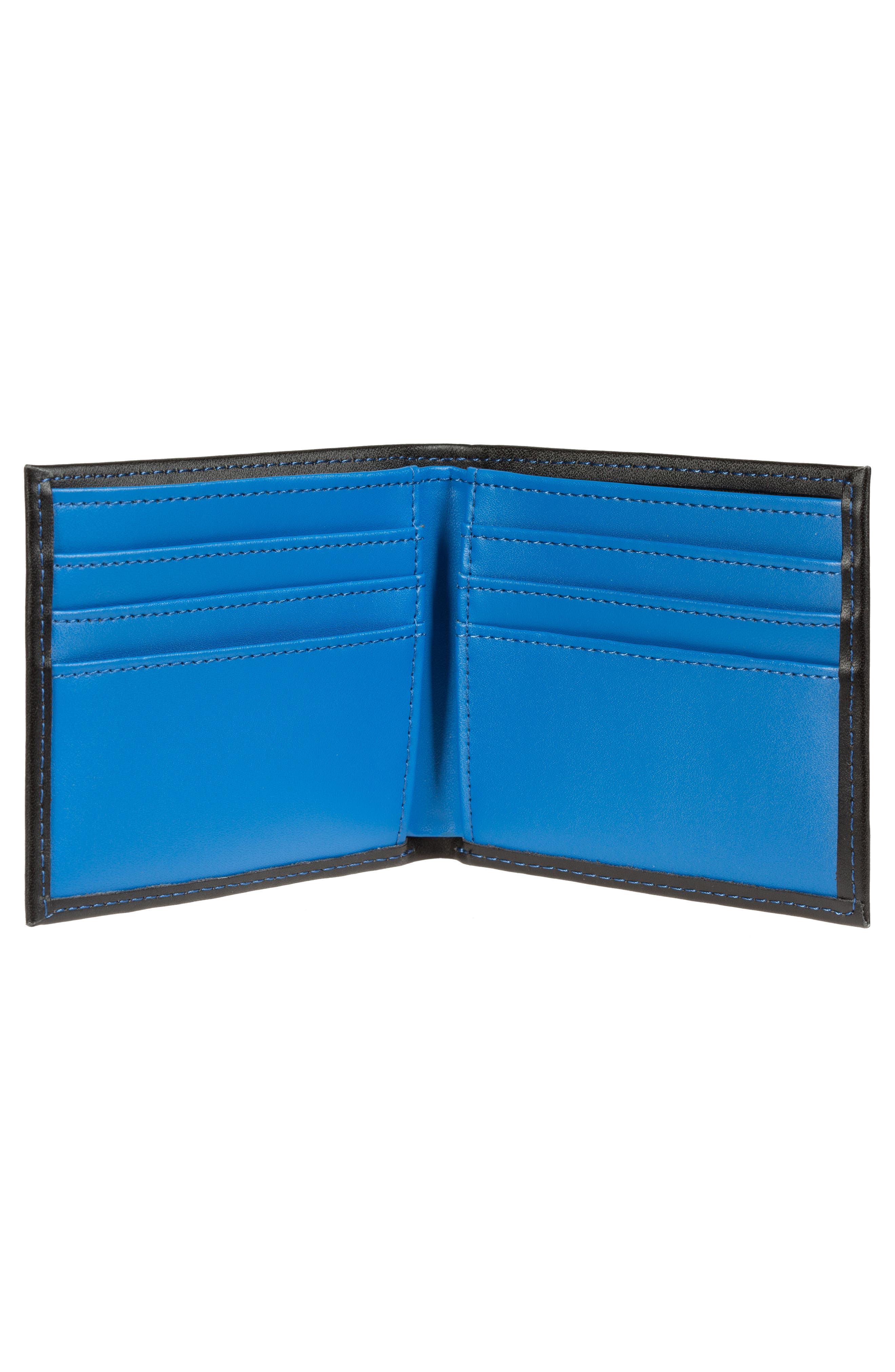 Alternate Image 2  - Nike Modern Leather Wallet