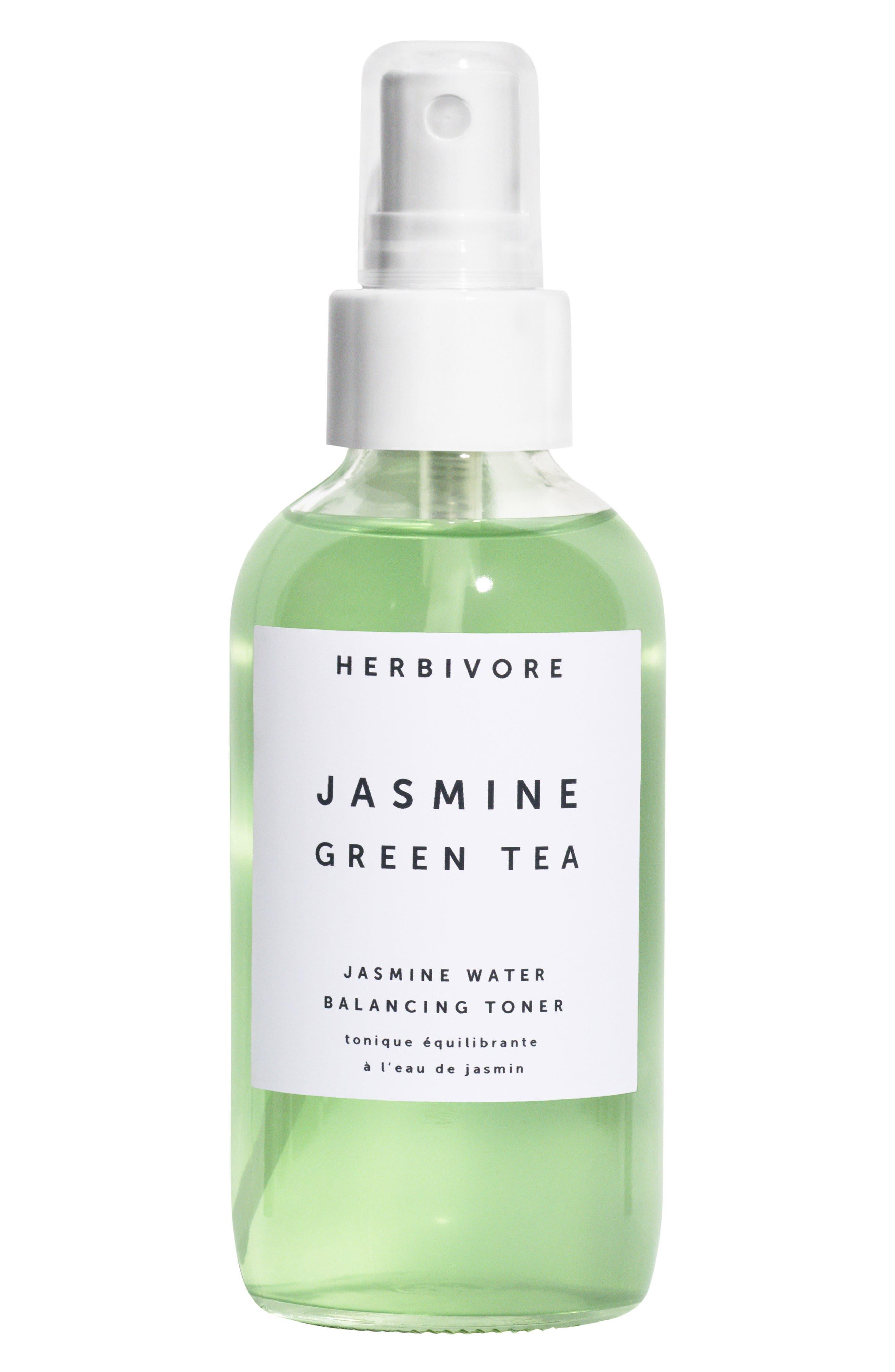 Main Image - Herbivore Botanicals Jasmine Green Tea Balancing Toner