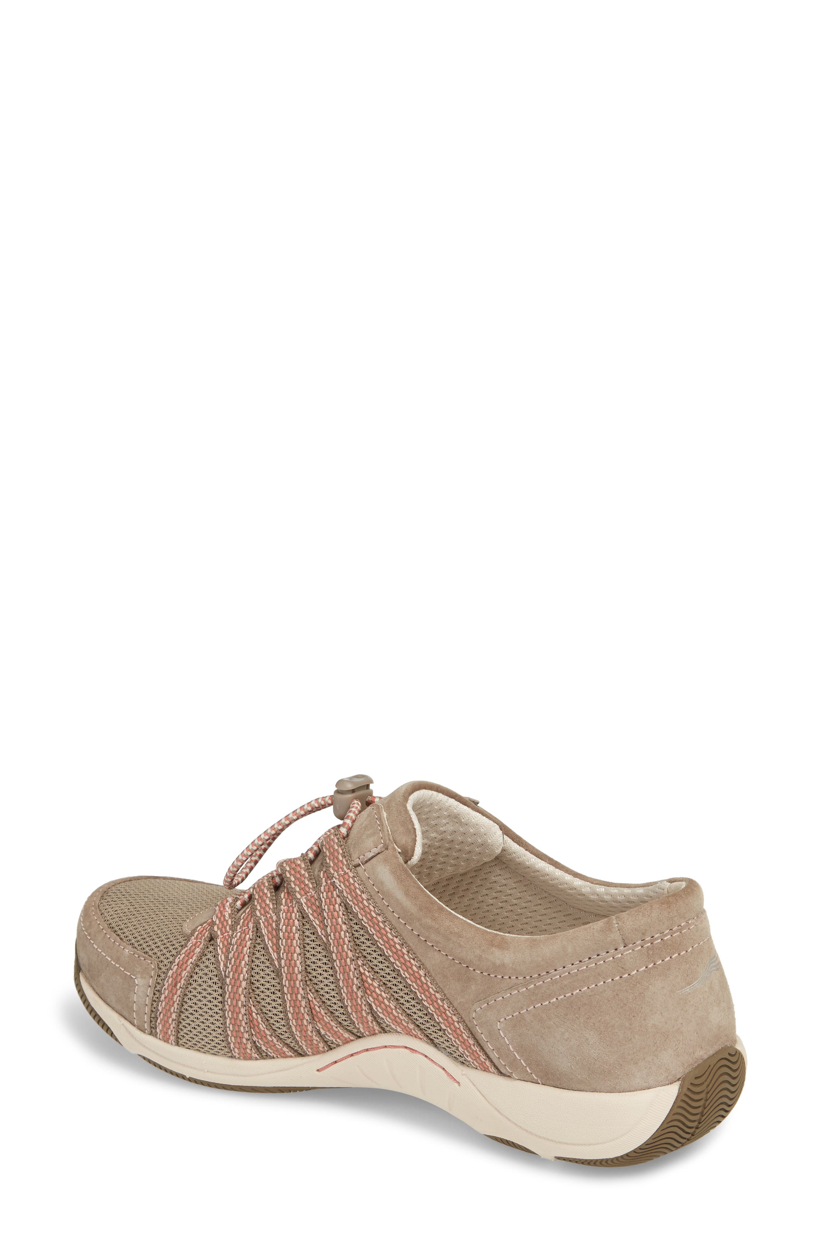 Halifax Collection Honor Sneaker,                             Alternate thumbnail 2, color,                             Walnut Suede