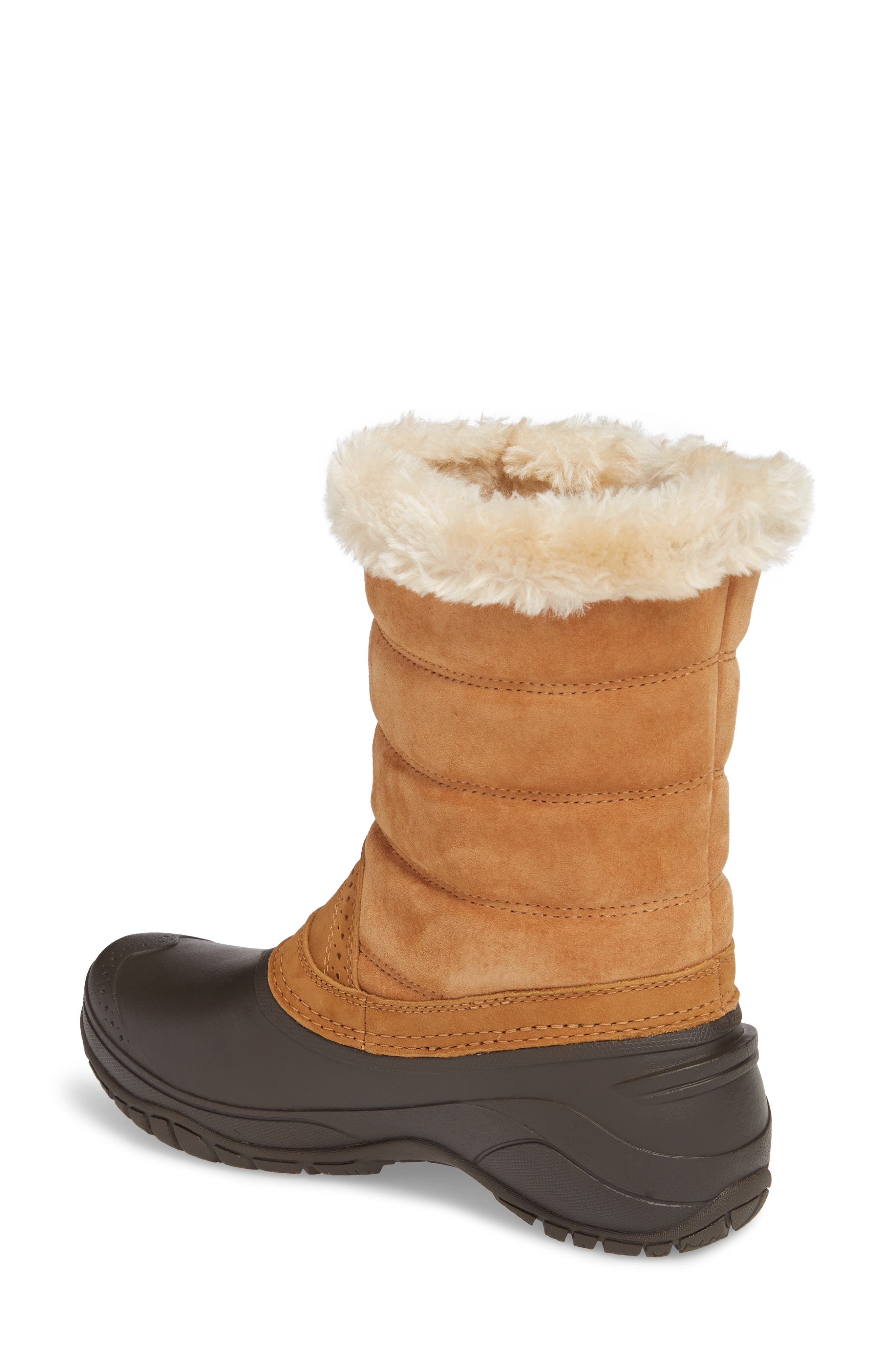 Alternate Image 2  - The North Face Shellista III Waterproof Pull-On Snow Boot (Women)