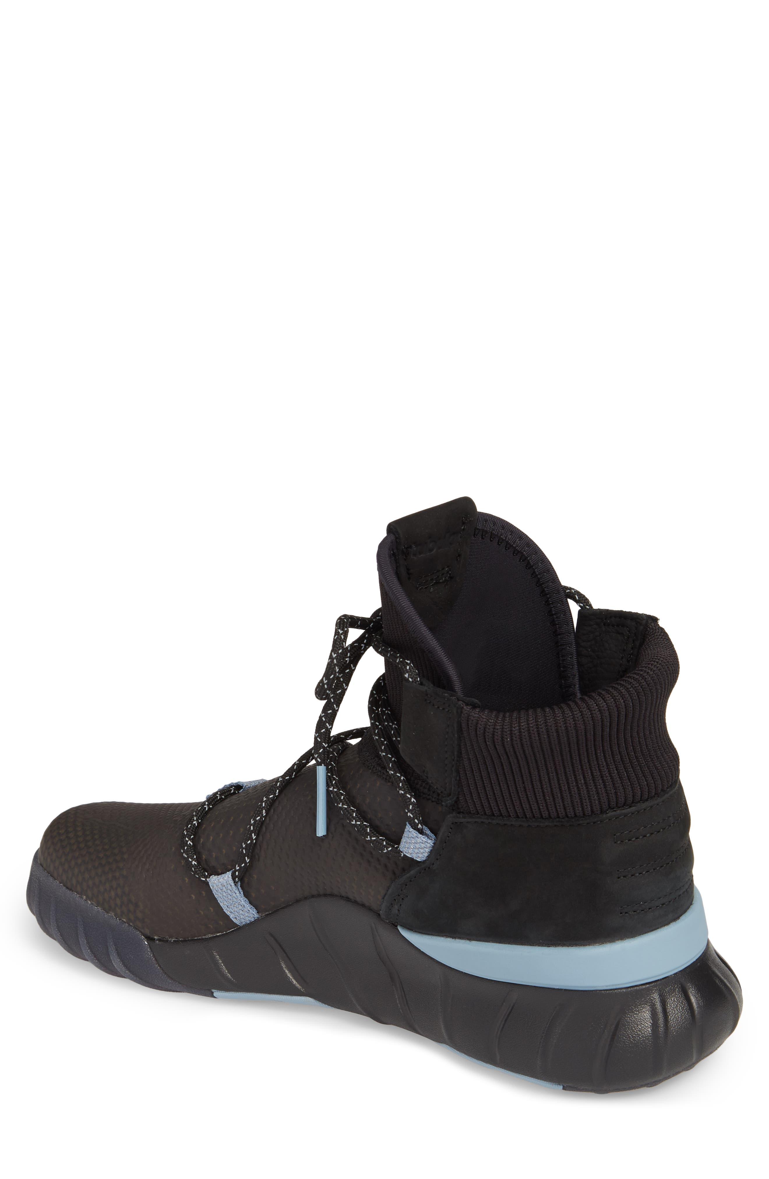 Tubular X 2.0 PK Sneaker,                             Alternate thumbnail 2, color,                             Core Black
