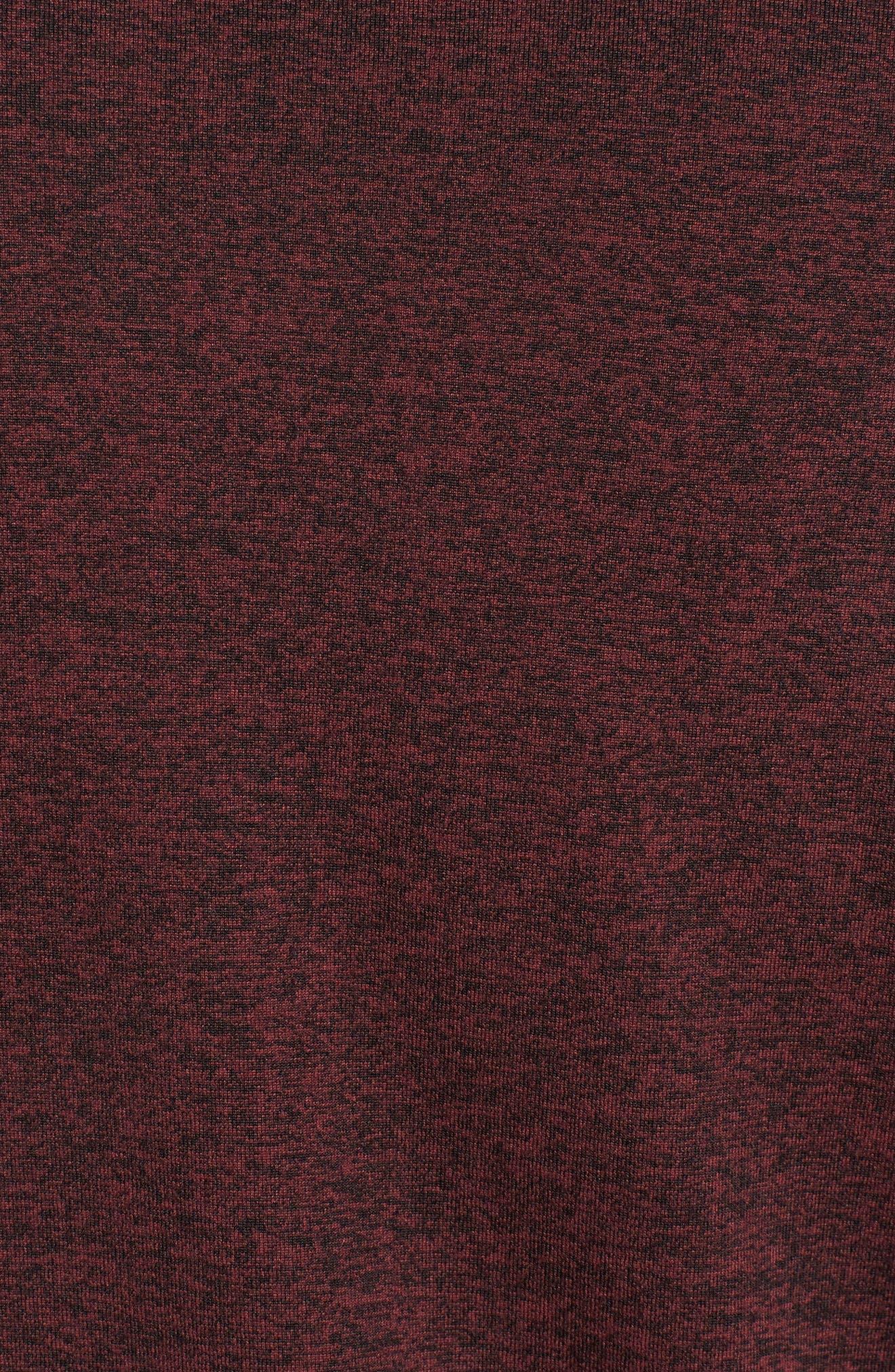 Alternate Image 5  - SODO 'Elevate' Moisture Wicking Stretch Quarter Zip Pullover