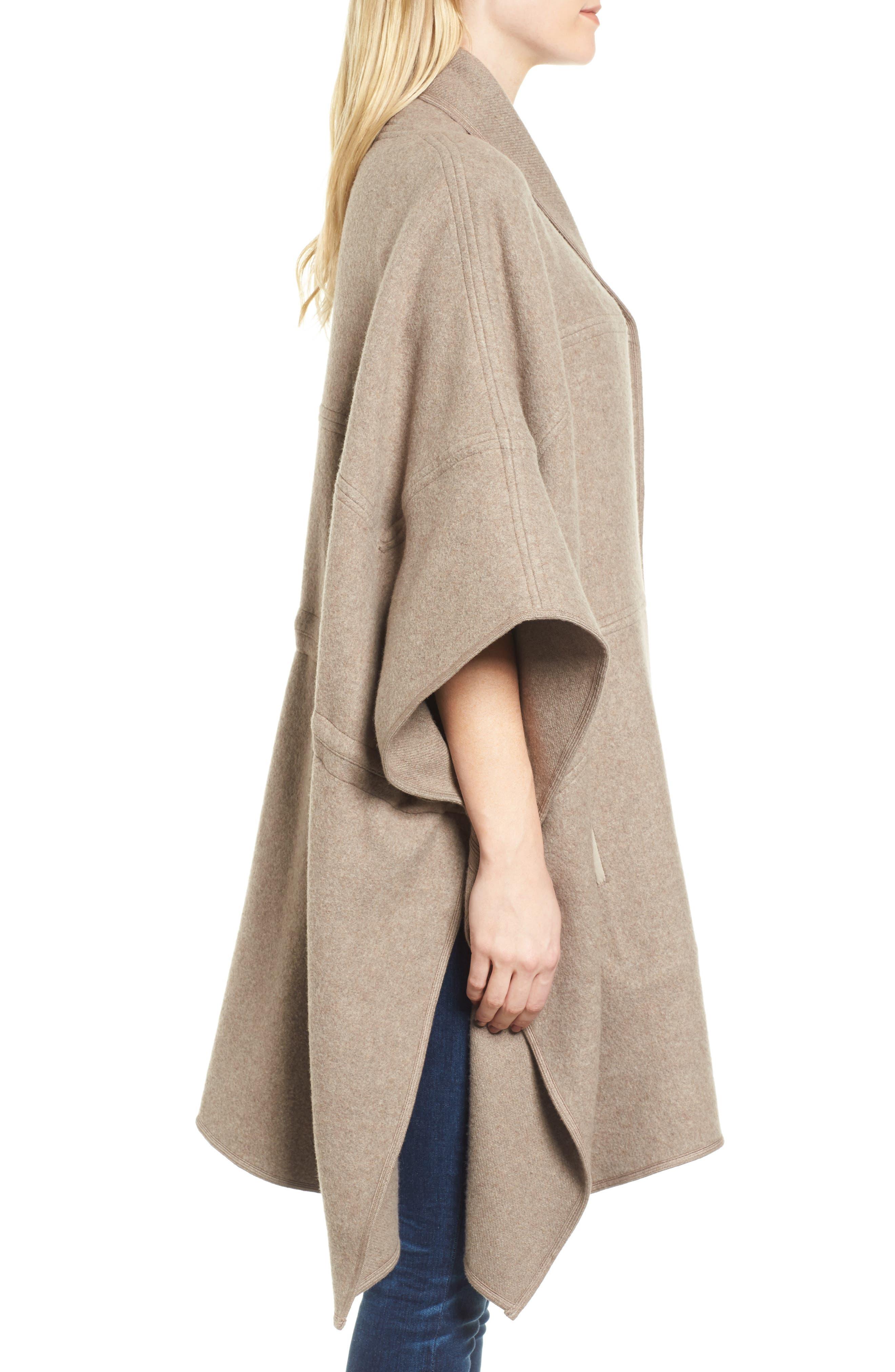 Alternate Image 3  - James Perse Nomad Blanket Coat