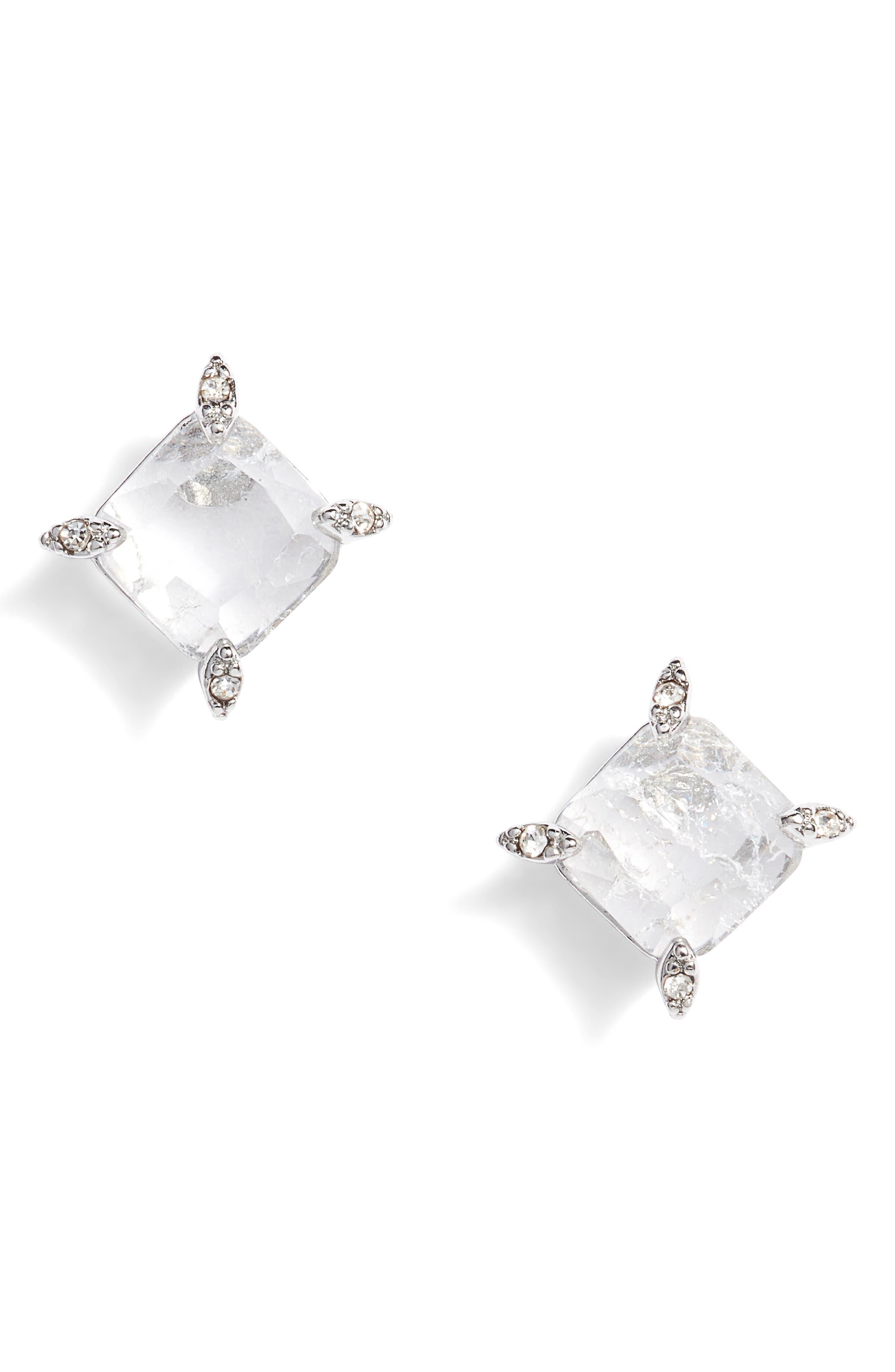 Alternate Image 1 Selected - Jenny Packham Stud Earrings