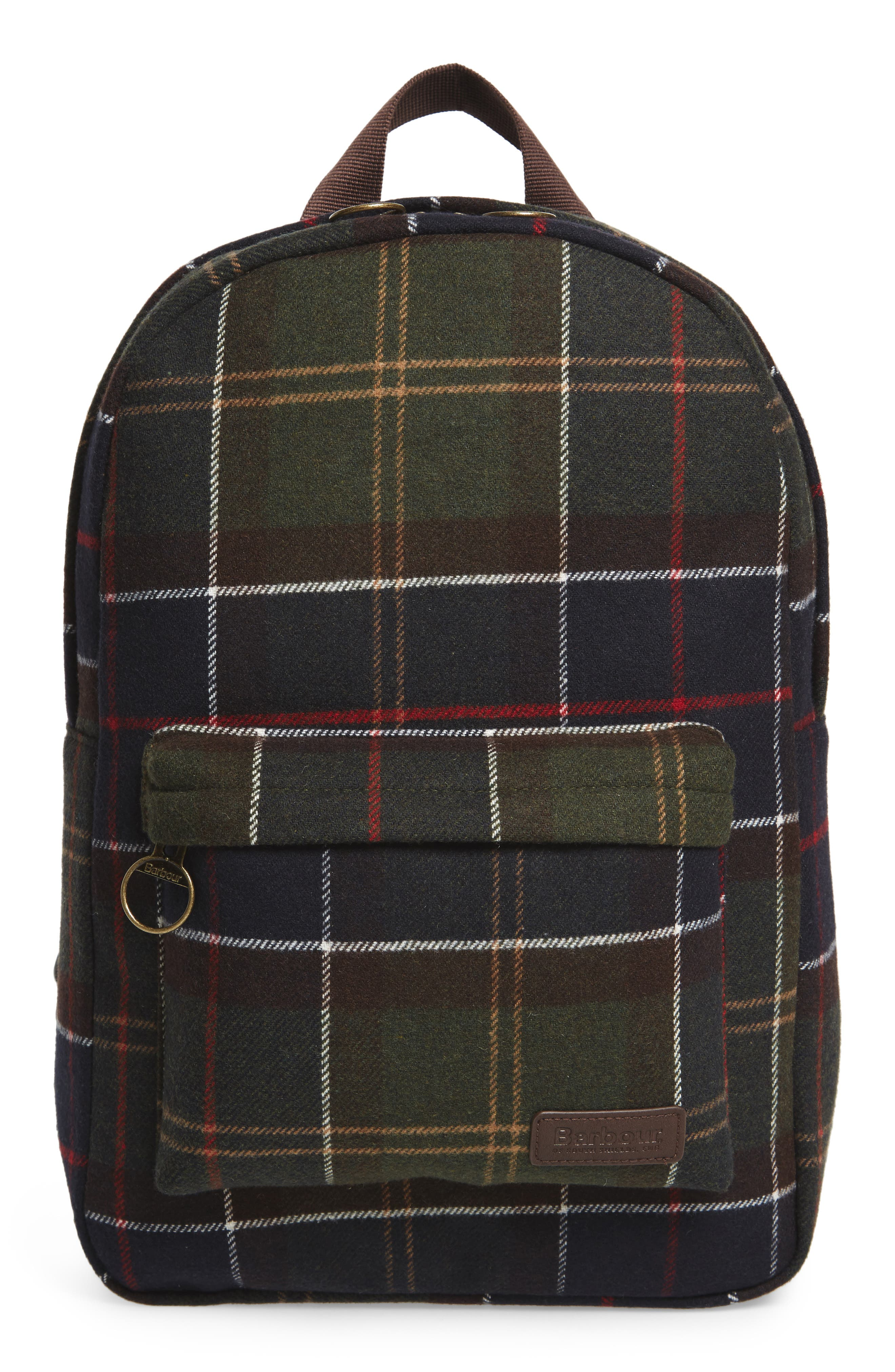 Carrbridge Backpack,                         Main,                         color, Classic Tartan
