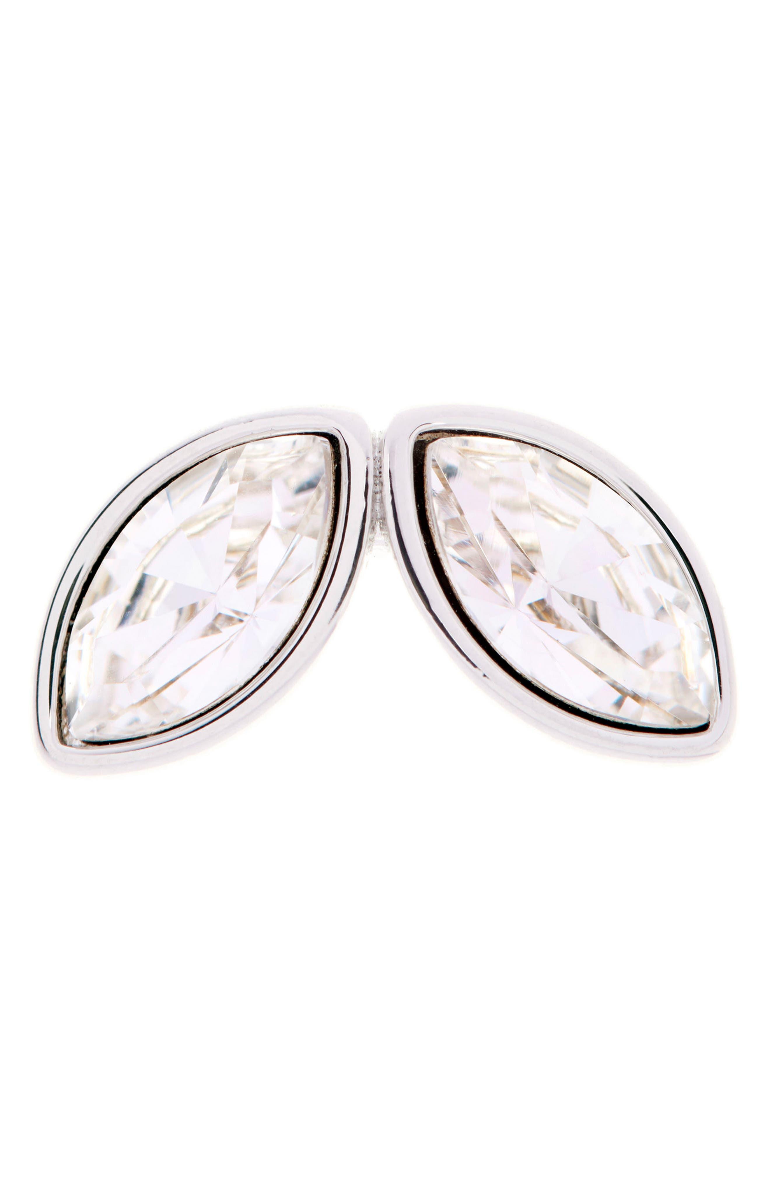 Alternate Image 3  - Ted Baker London Geometric Bee Stud Earrings