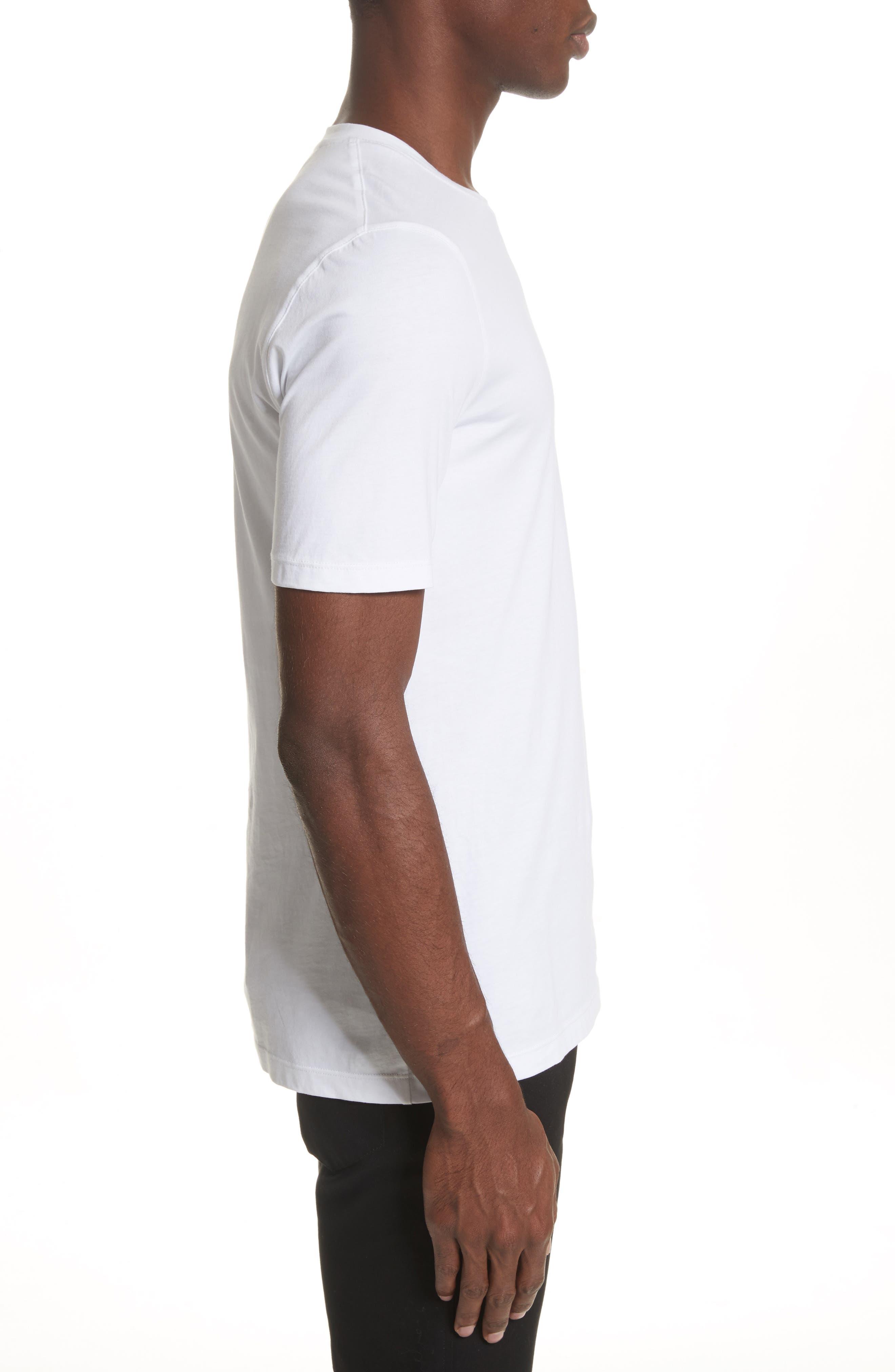 Alternate Image 3  - Helmut Lang Oversize T-Shirt