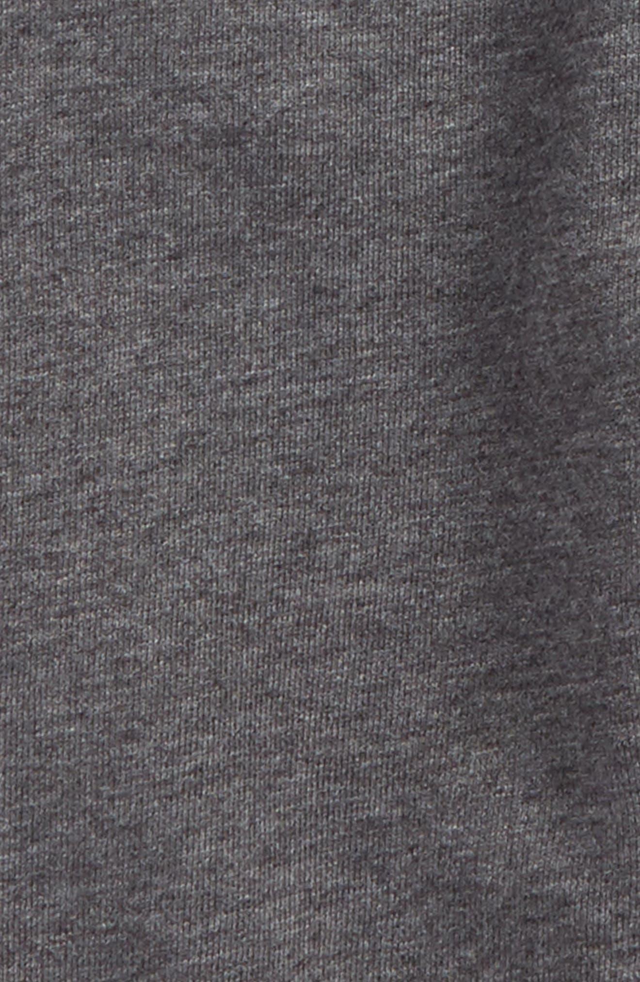Mini Phill Jogger Sweatpants,                             Alternate thumbnail 2, color,                             Charcoal Melange