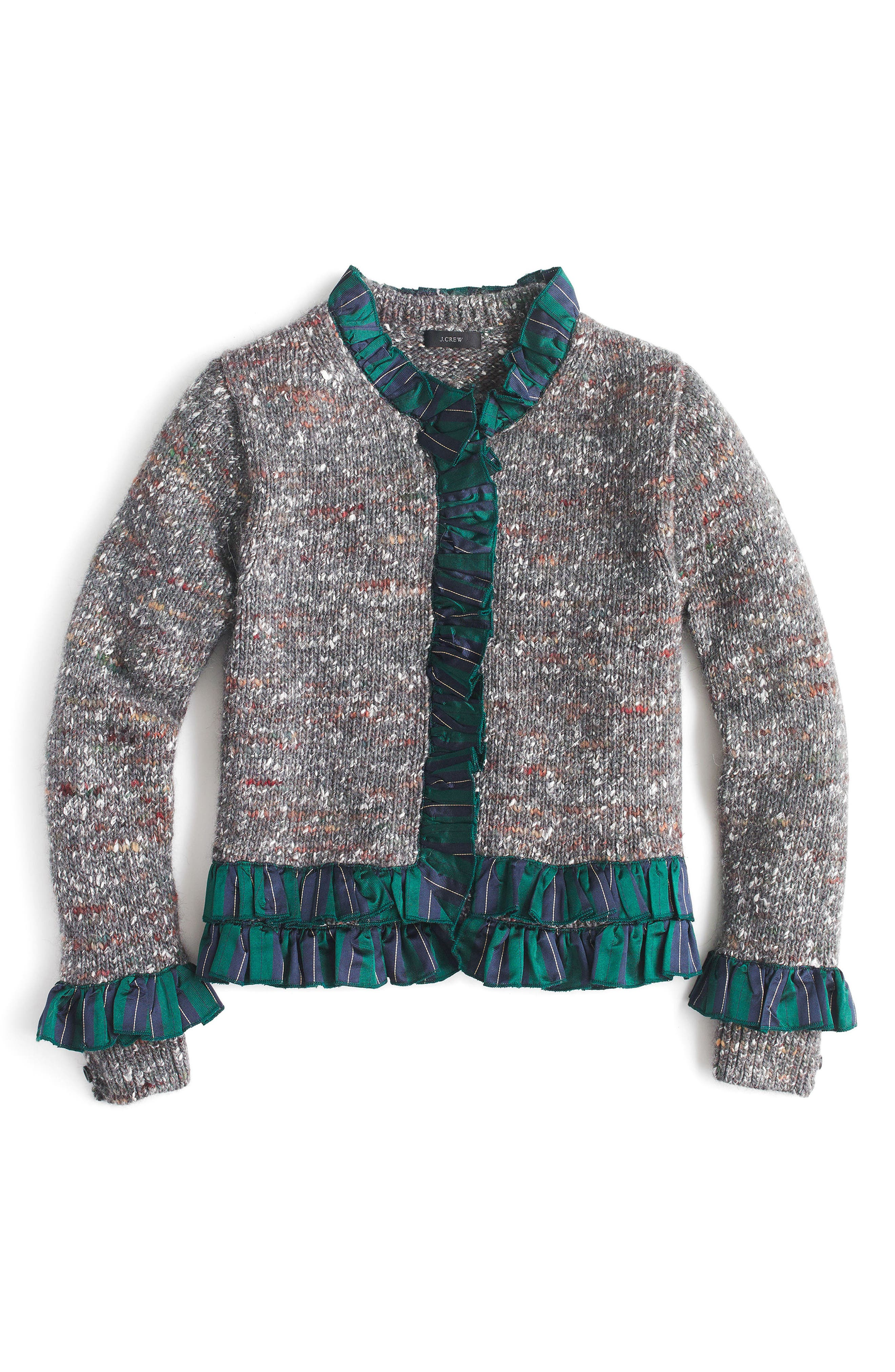 Alternate Image 4  - J.Crew Sweater Lady Jacket