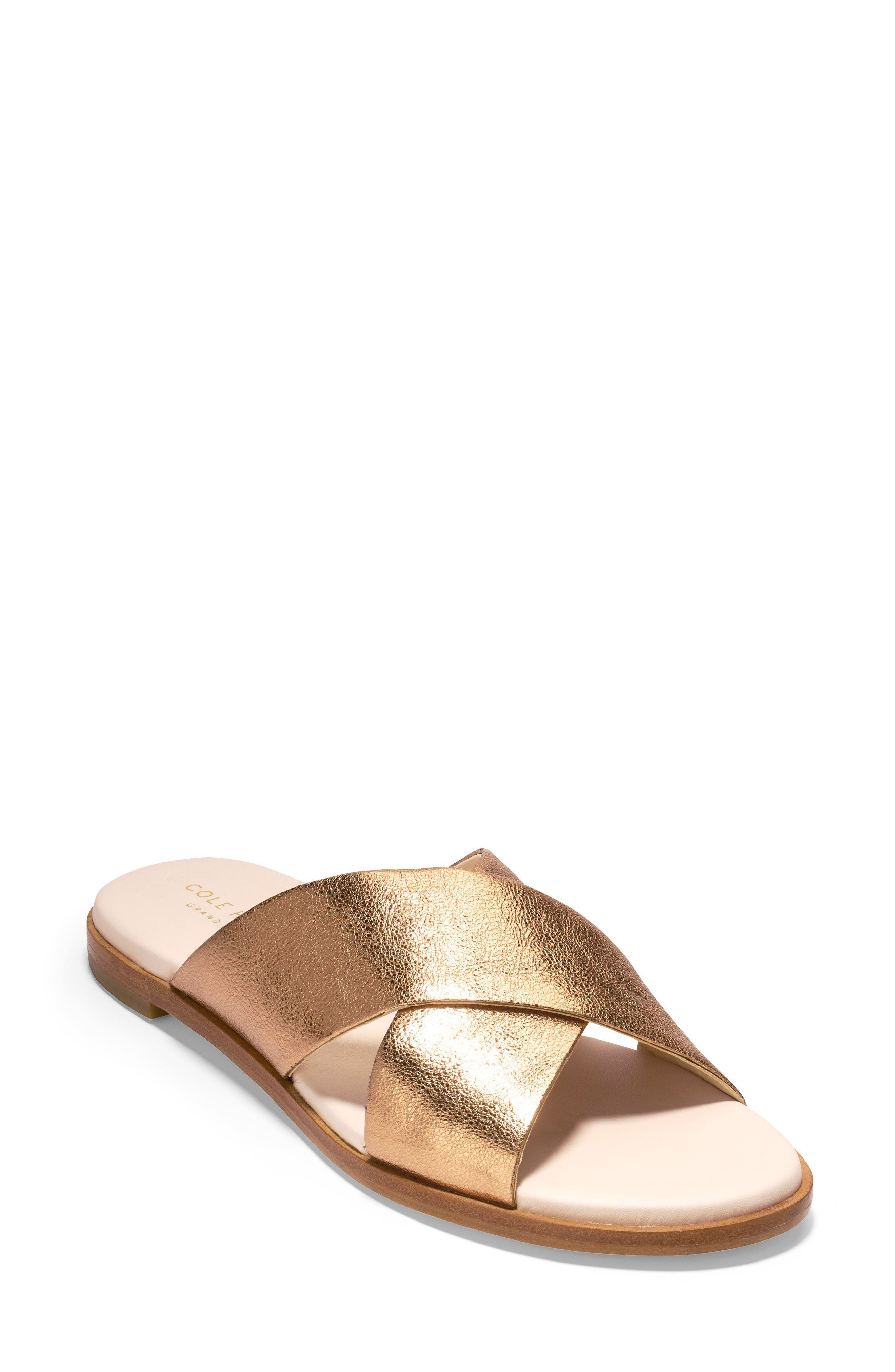 Cole Haan Anica Slide Sandal (Women). Price Matched
