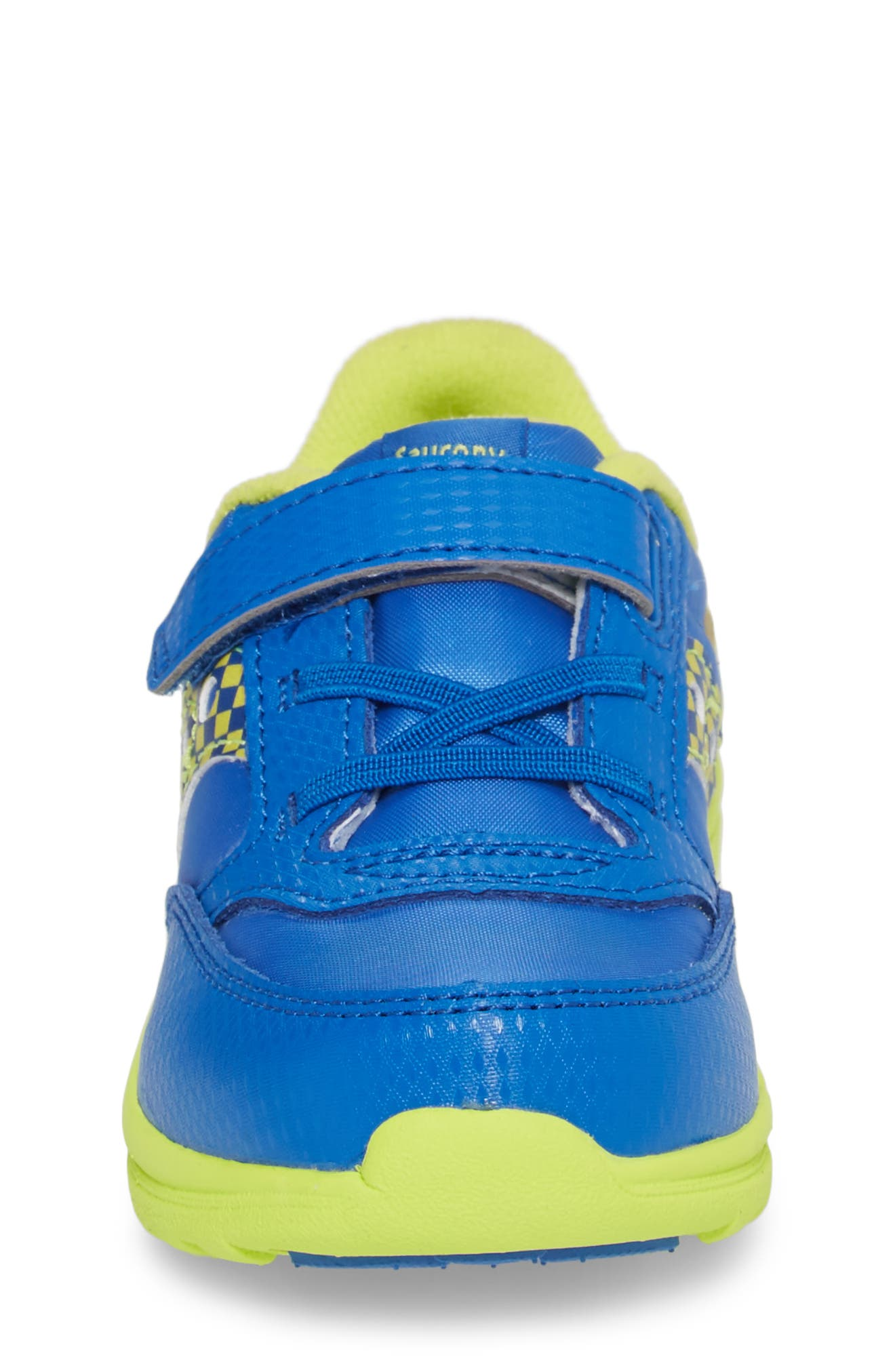 Jazz Lite Sneaker,                             Alternate thumbnail 4, color,                             Blue Monster