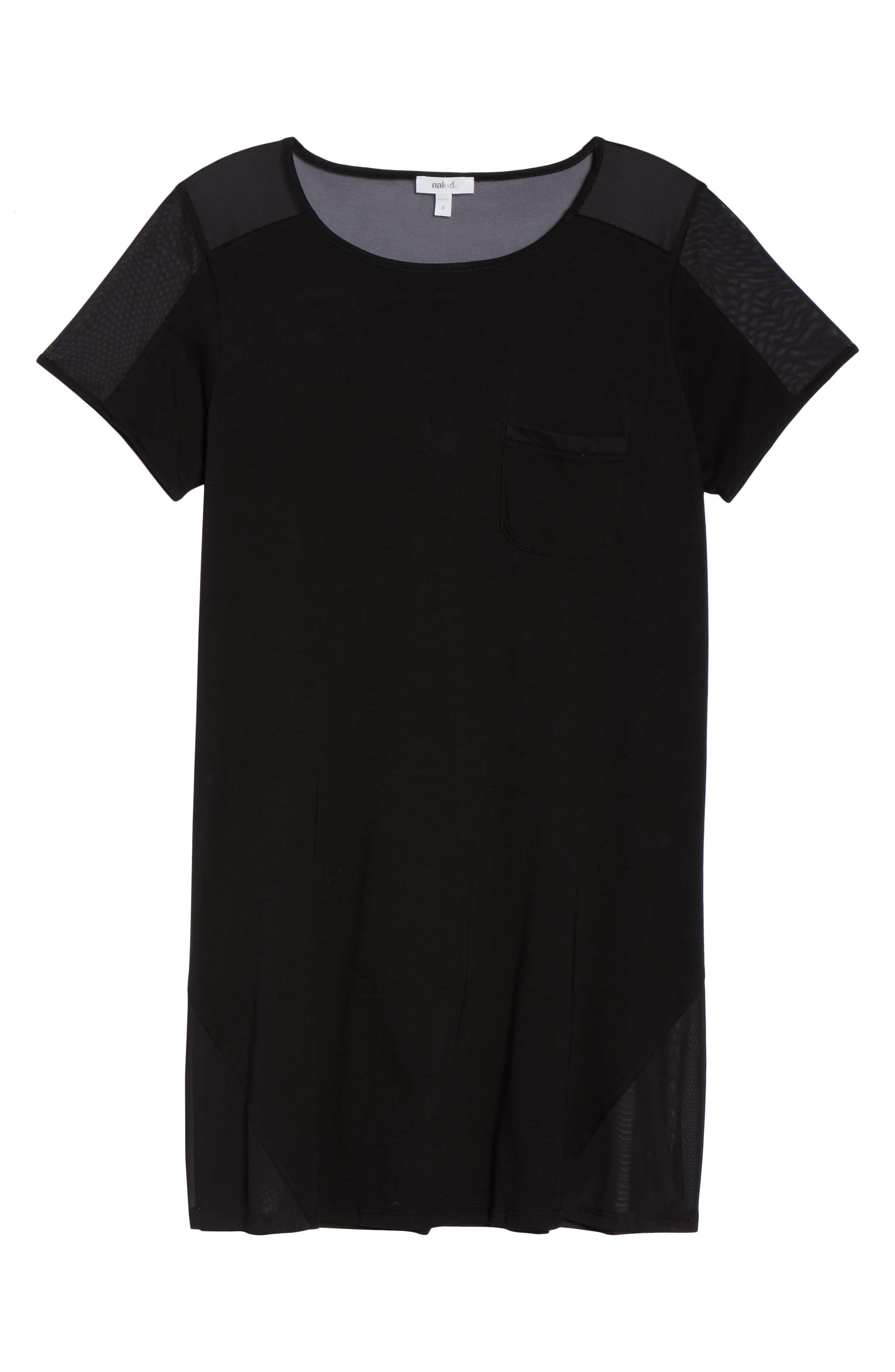 Alternate Image 6  - Naked Cotton Sleep Shirt