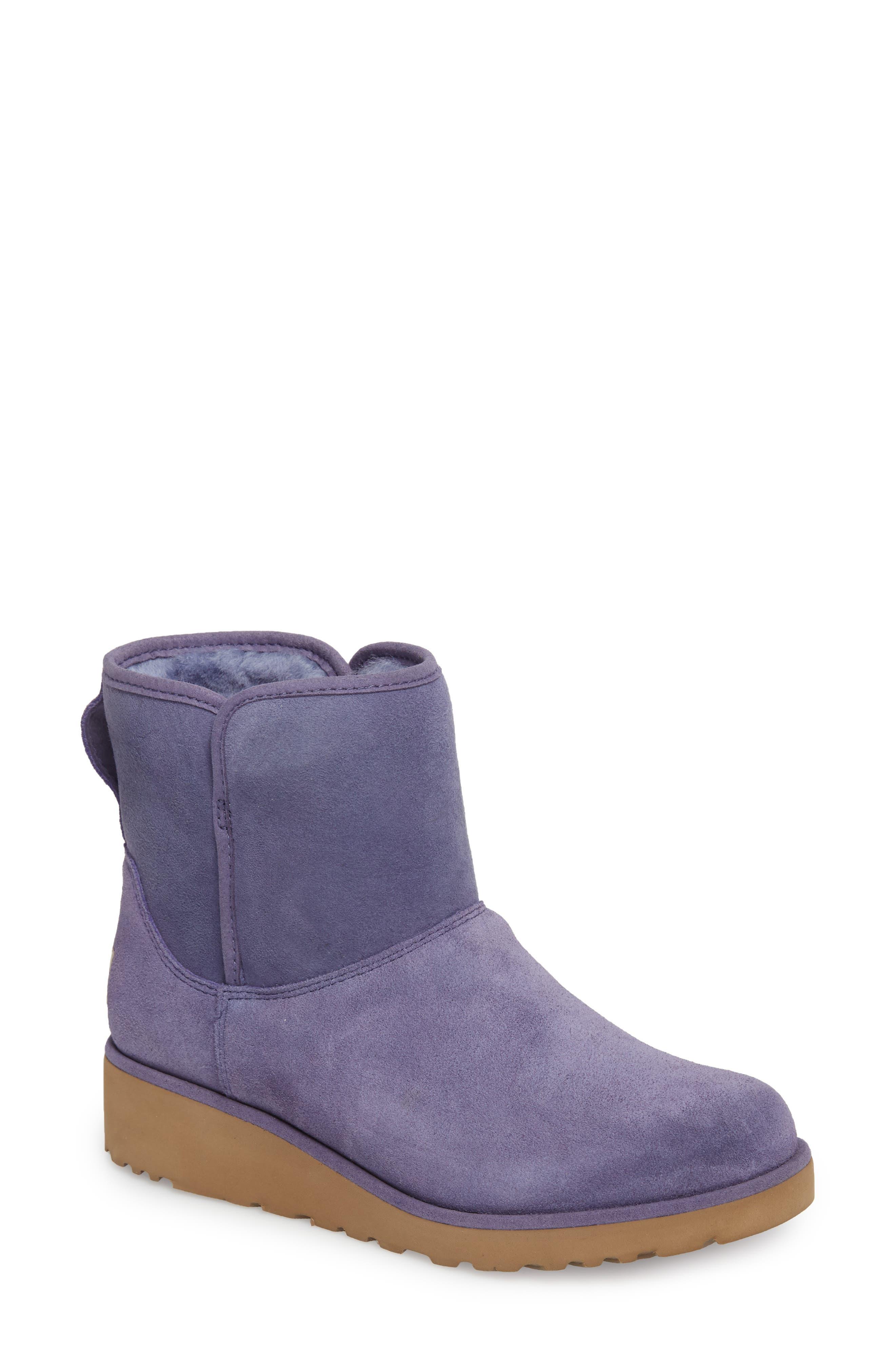 UGG® Kristin - Classic Slim™ Water Resistant Mini Boot (Women)