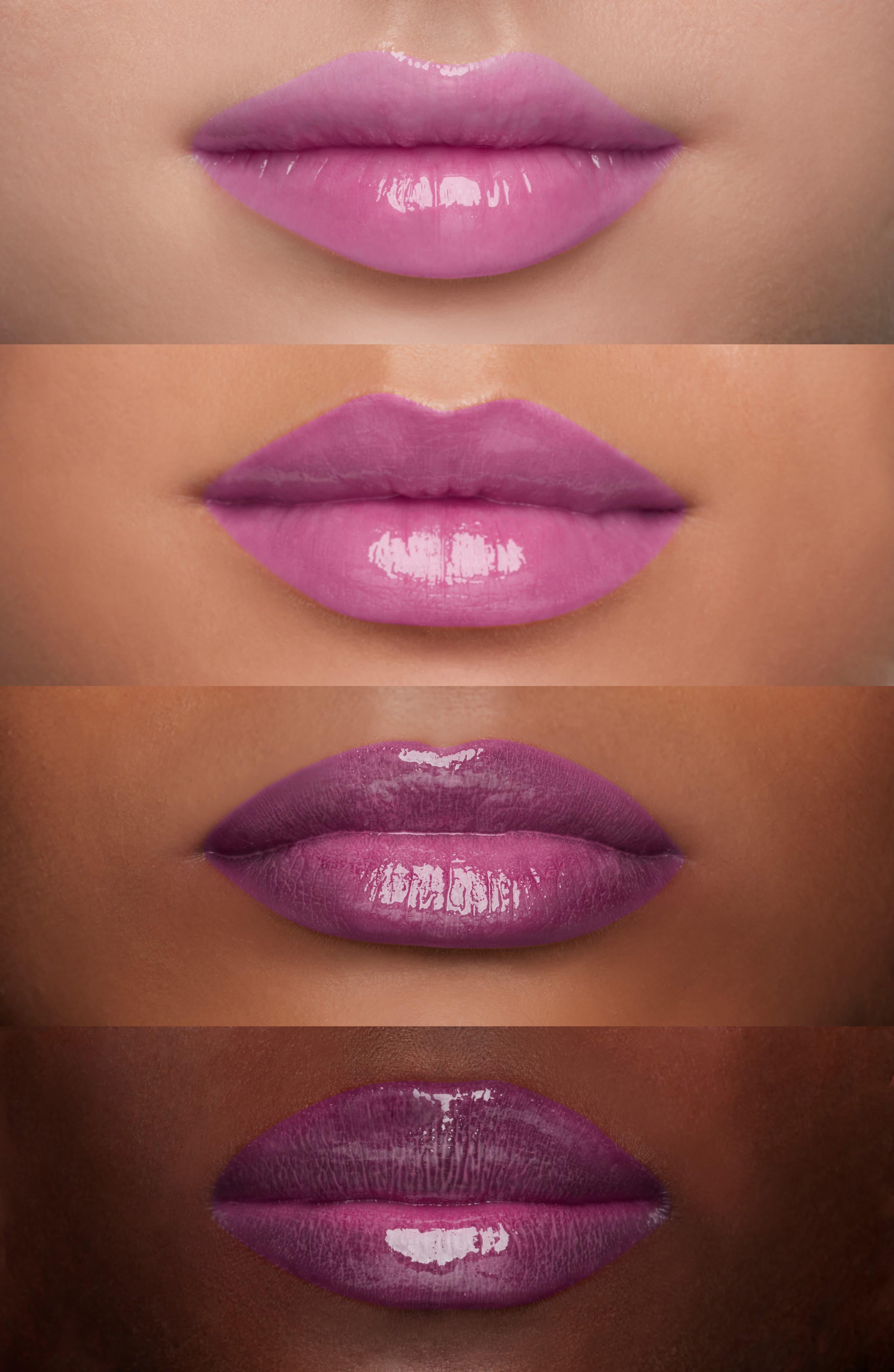 Alternate Image 4  - MAC Snow Ball Pink Mini Lip Gloss Kit ($68 Value)