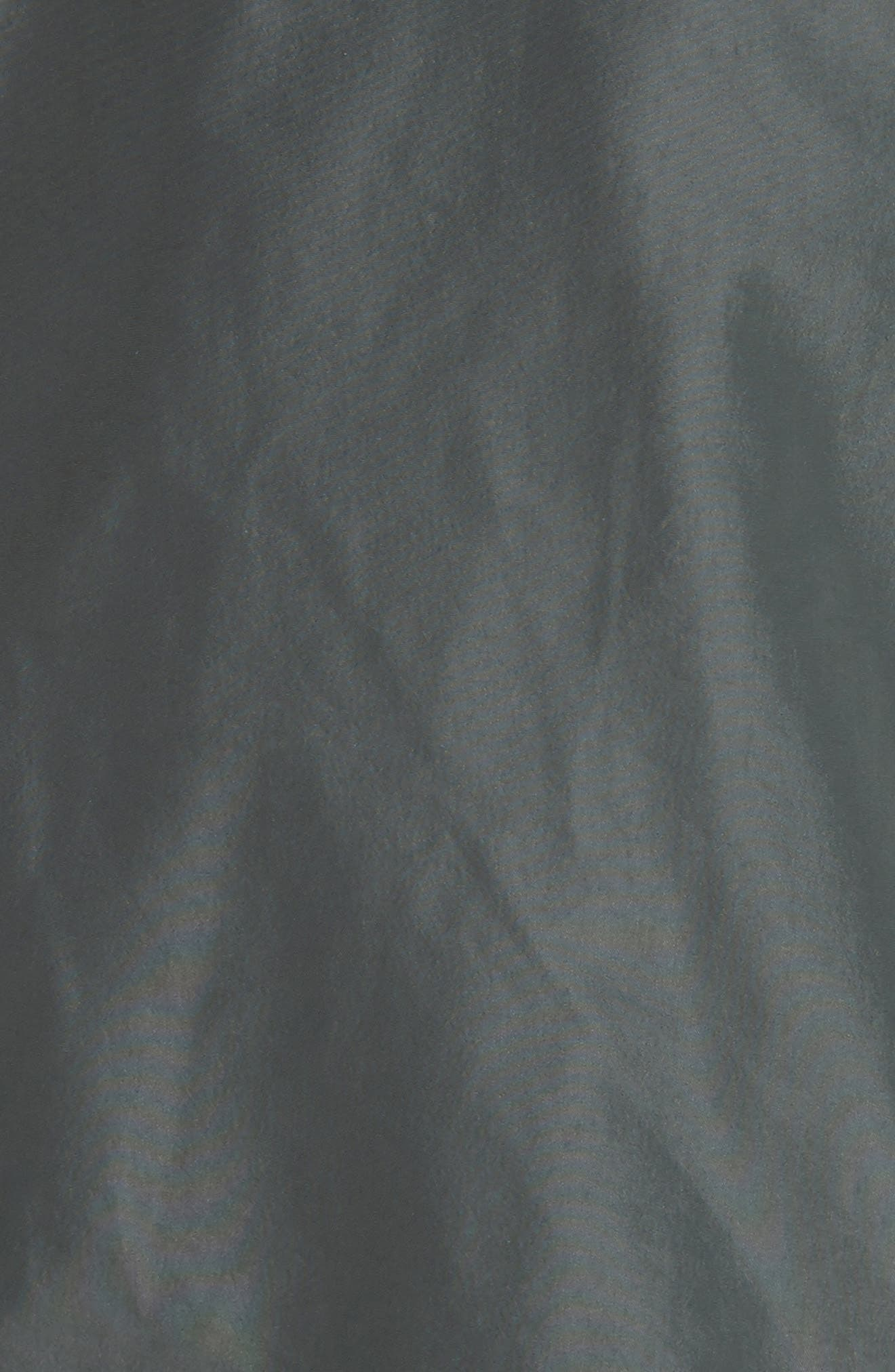 Trench Coat,                             Alternate thumbnail 5, color,                             Grey