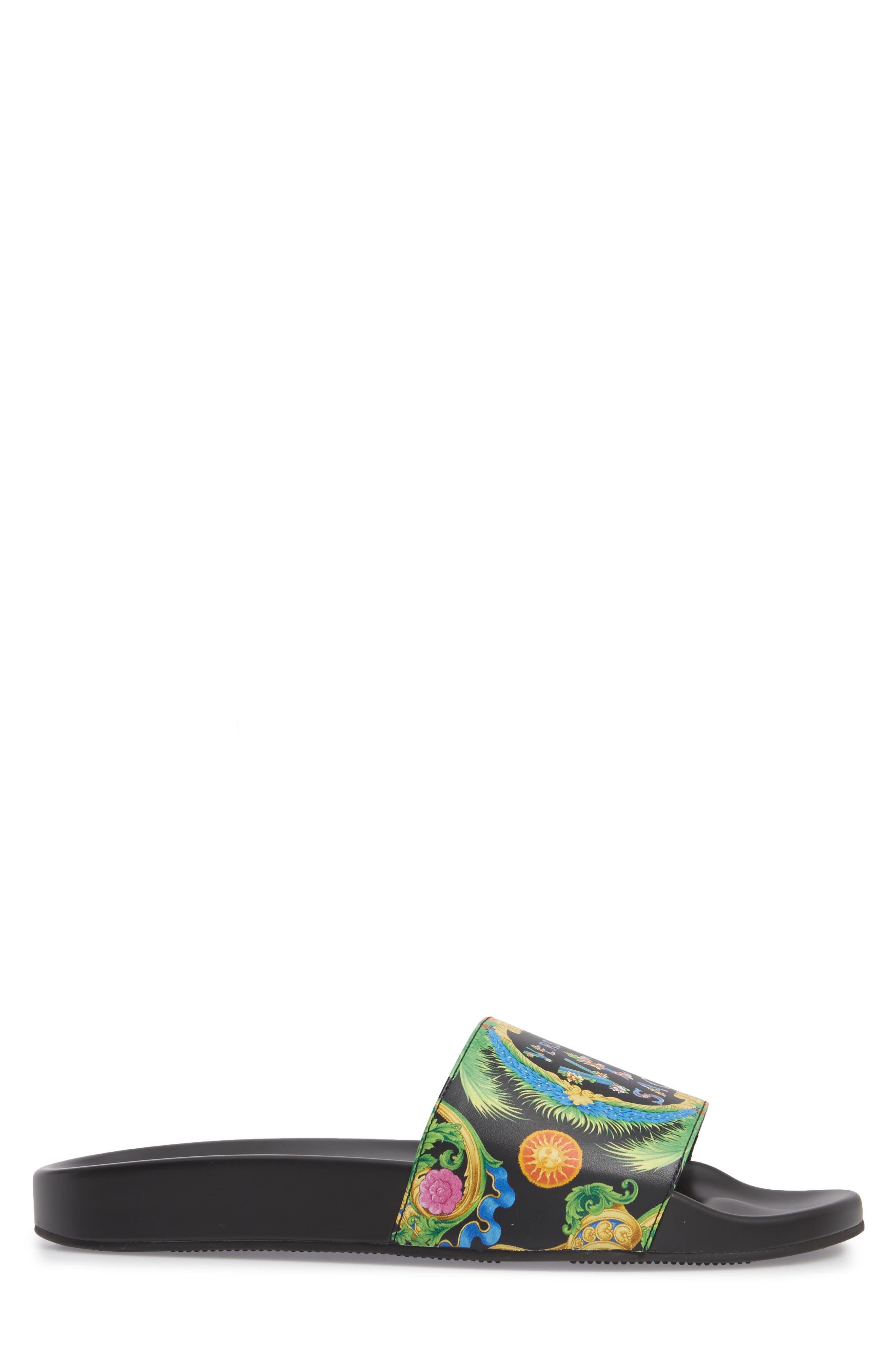 Alternate Image 3  - Versace First Line Miami Slide Sandal (Men)